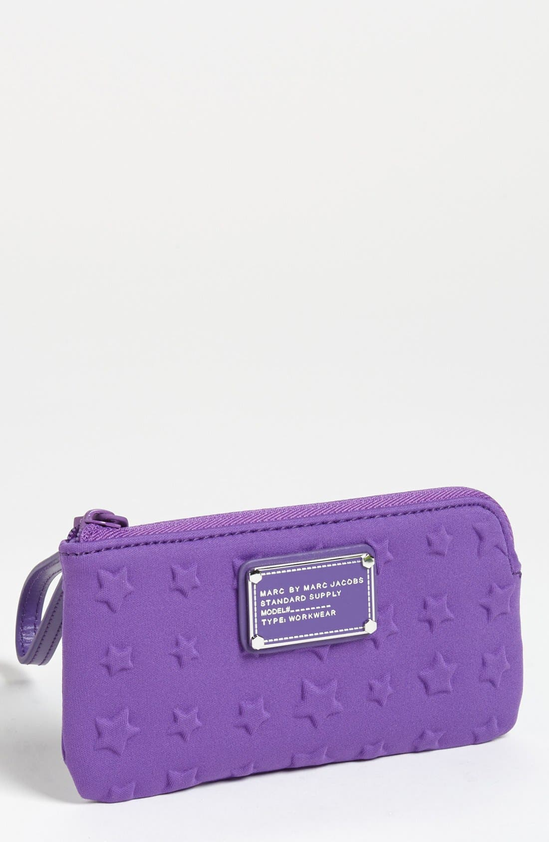 Alternate Image 1 Selected - MARC BY MARC JACOBS 'Reluctant Stars' Phone Wristlet