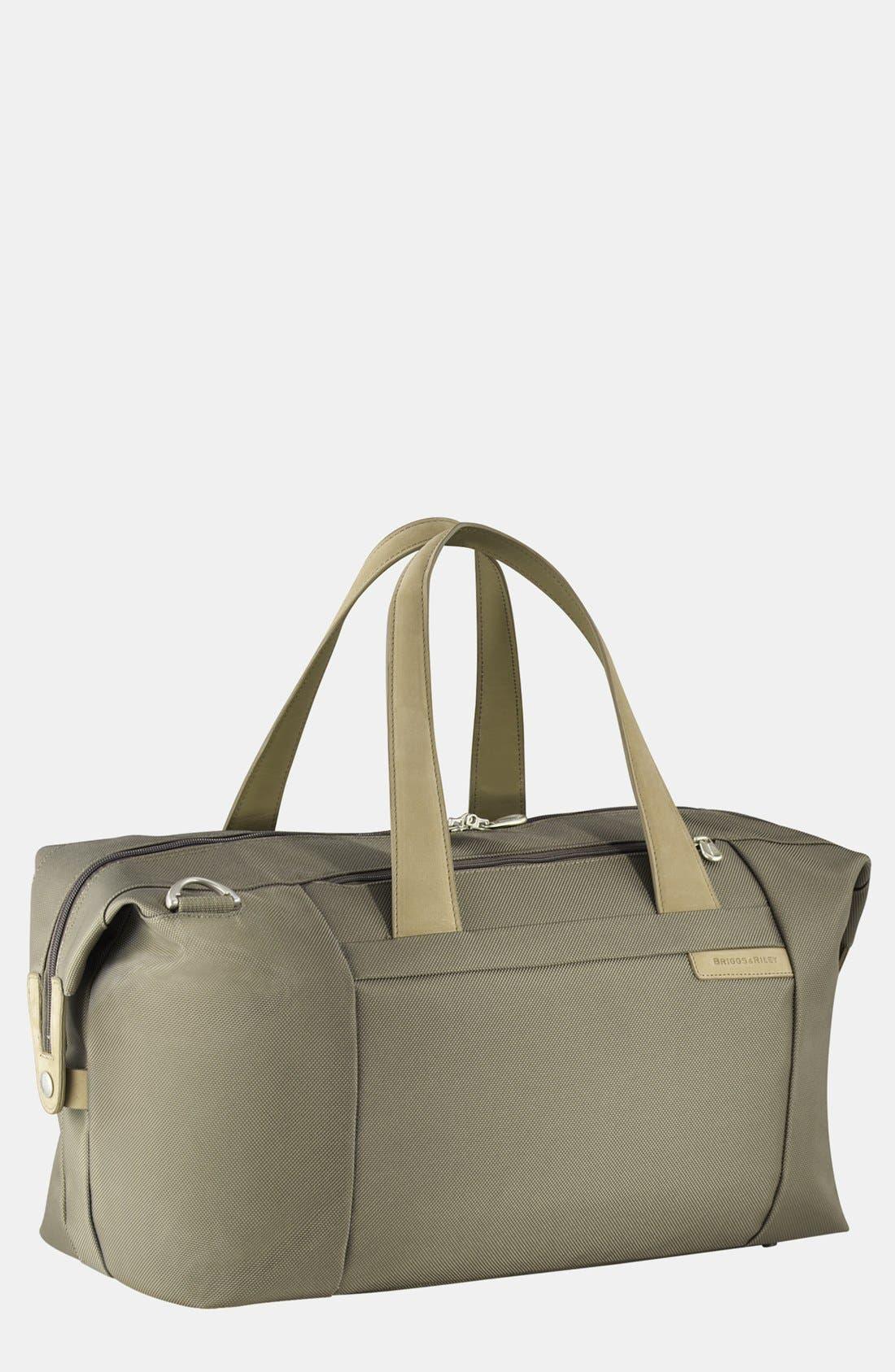 'Baseline' Duffel Bag,                         Main,                         color, Olive