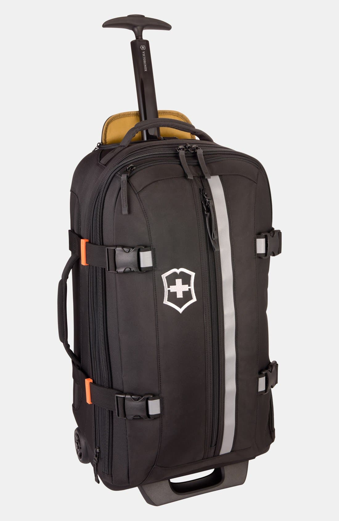 Alternate Image 1 Selected - Victorinox Swiss Army® Rolling Backpack (25 Inch)