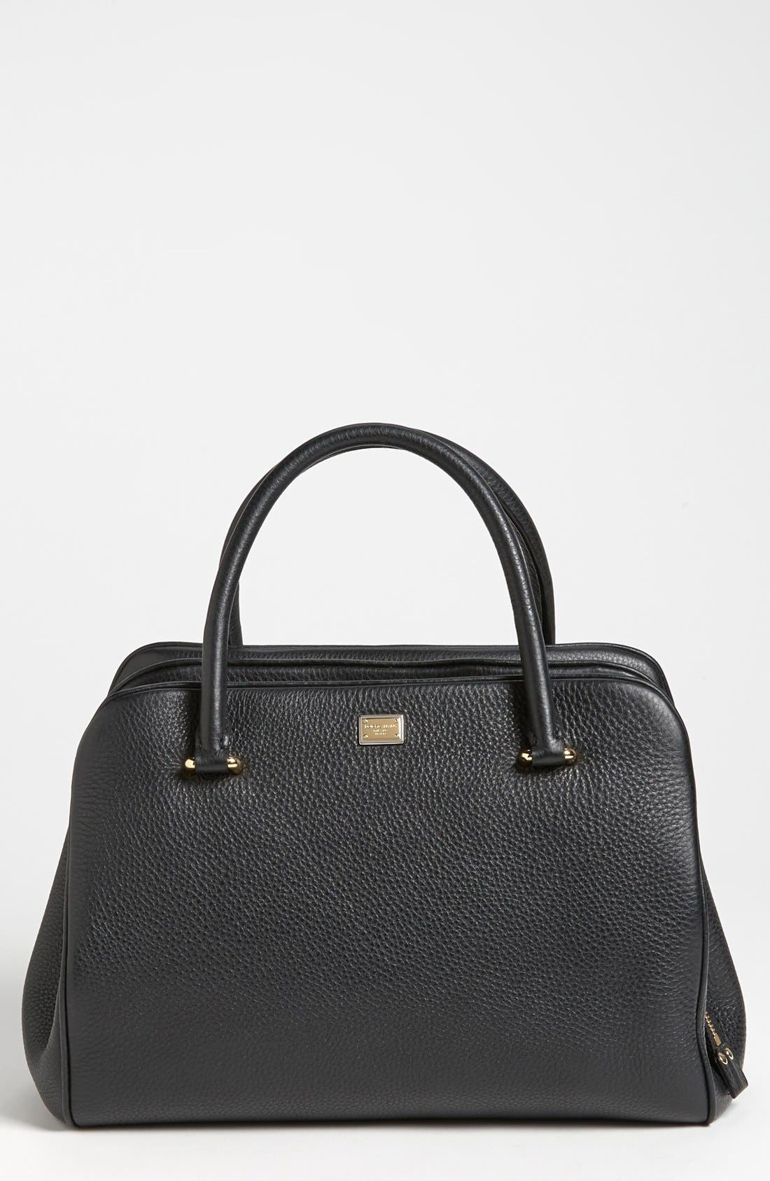 Alternate Image 1 Selected - Dolce&Gabbana 'Miss Lily' Leather Handbag