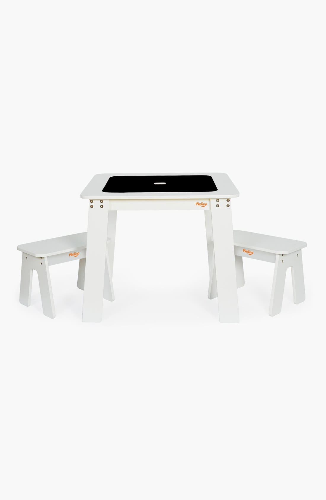 Alternate Image 1 Selected - P'kolino Art Table & Benches (Toddler)
