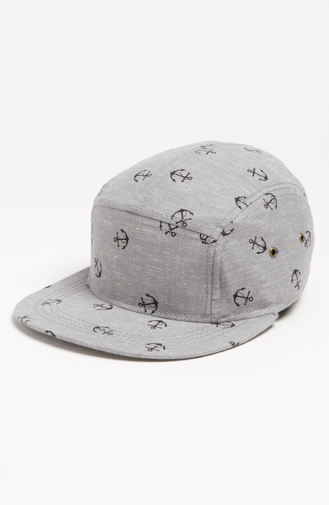 Alternate Image 1 Selected - Free Authority Five Panel Cap