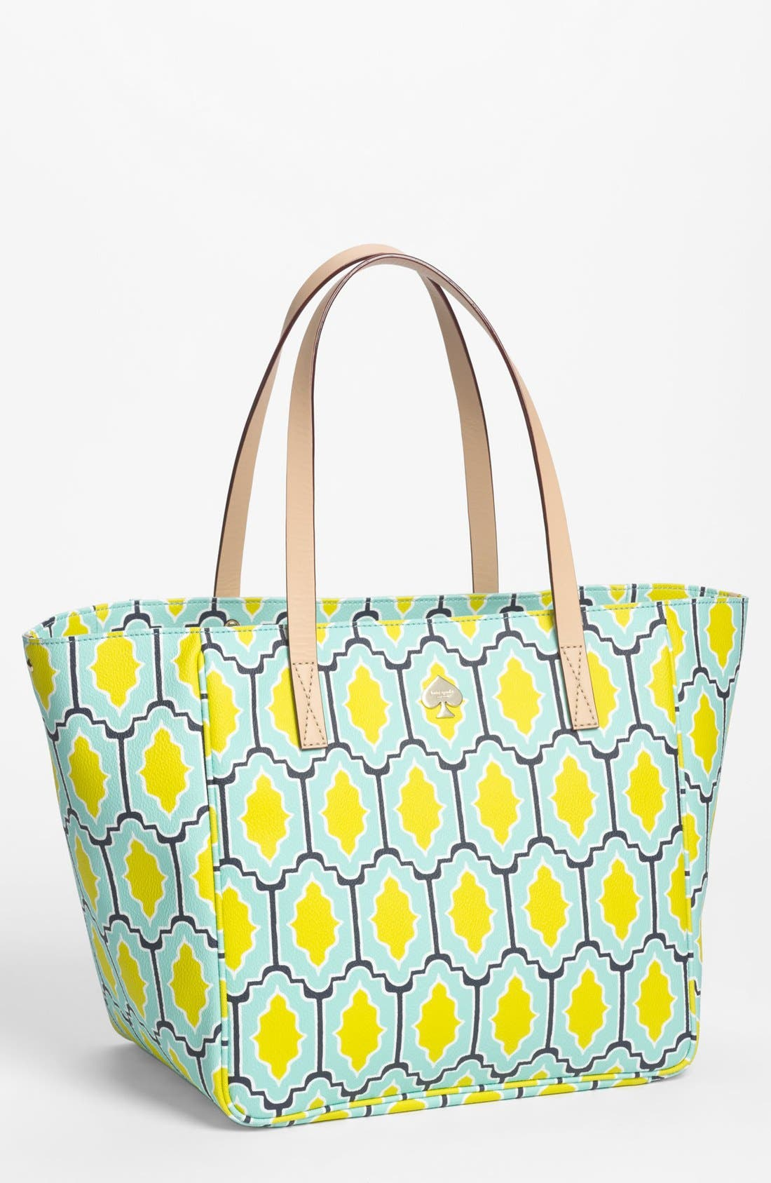 Main Image - kate spade new york 'cabana tile - sydney' tote