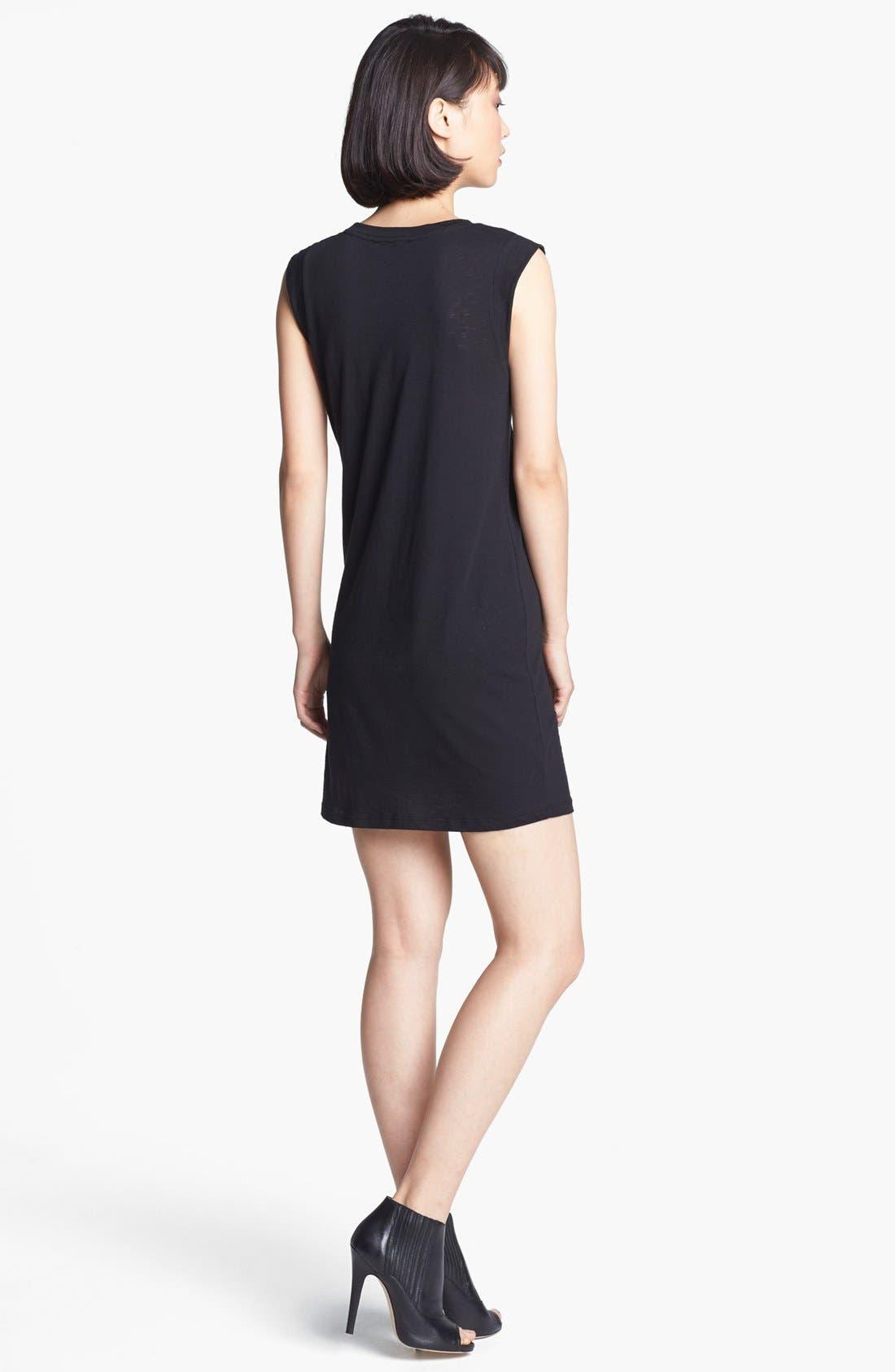 Alternate Image 2  - Kelly Wearstler 'Diamond' Foiled Print Dress