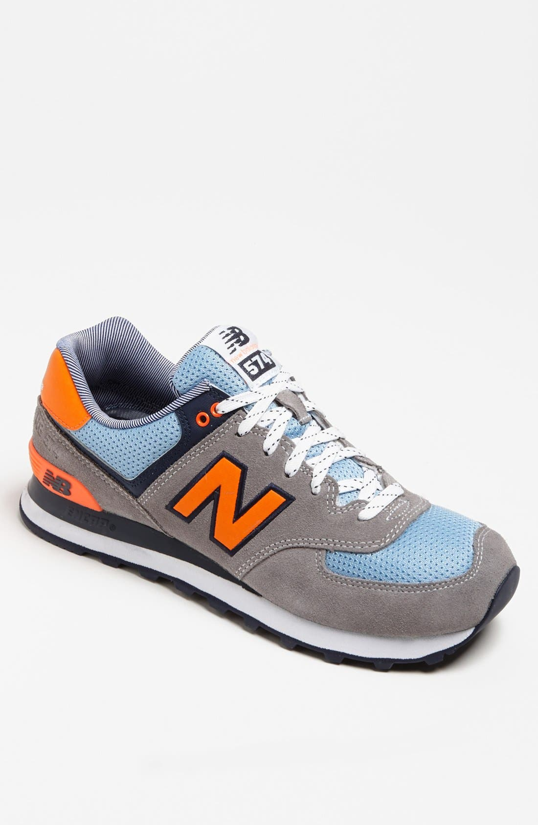 Alternate Image 1 Selected - New Balance '574 Yacht Club' Sneaker (Men)