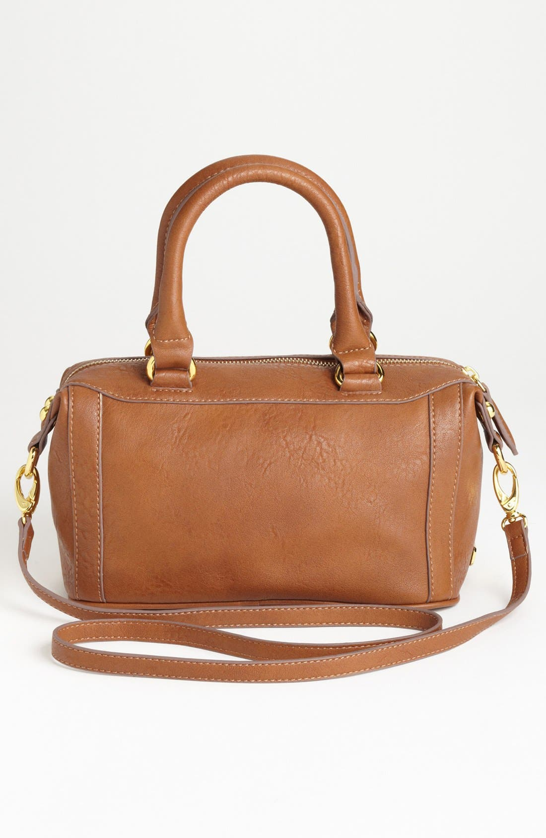 Alternate Image 3  - Jessica Simpson 'Madison - Mini' Faux Leather Satchel