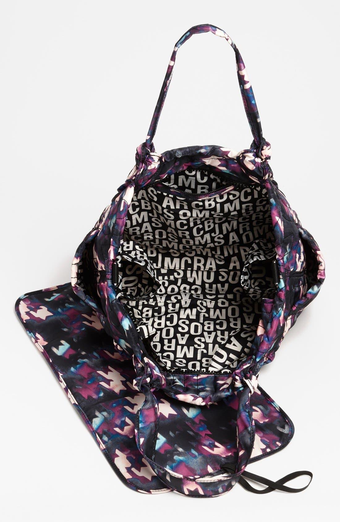 Alternate Image 3  - MARC BY MARC JACOBS 'Pretty Nylon Eliz-A-Baby' Diaper Bag