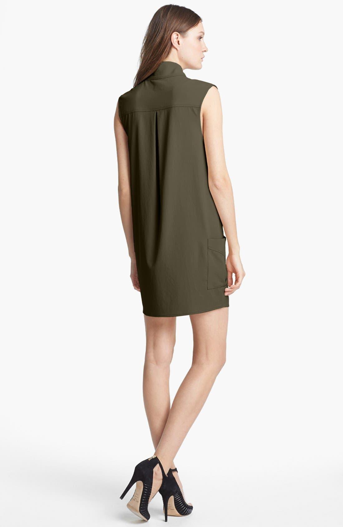 Alternate Image 2  - Haute Hippie 'Safari' Sleeveless Dress