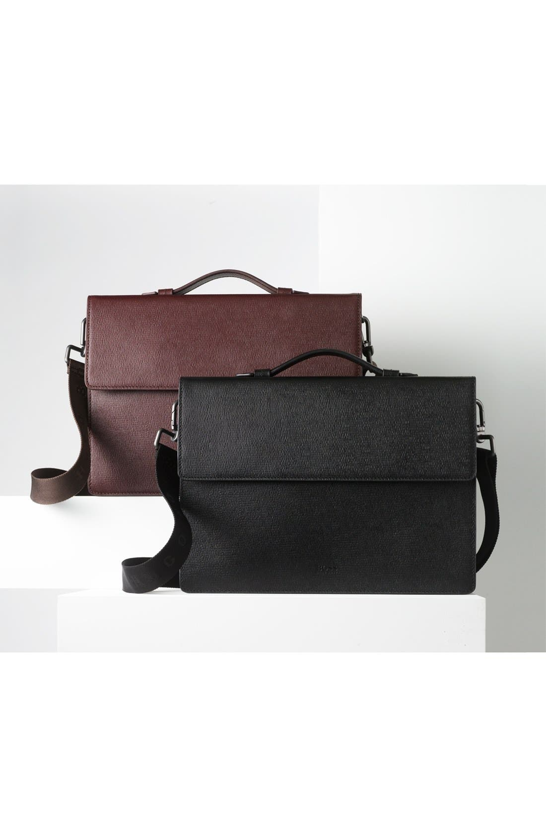 Alternate Image 5  - BOSS HUGO BOSS 'Bingorten' Briefcase