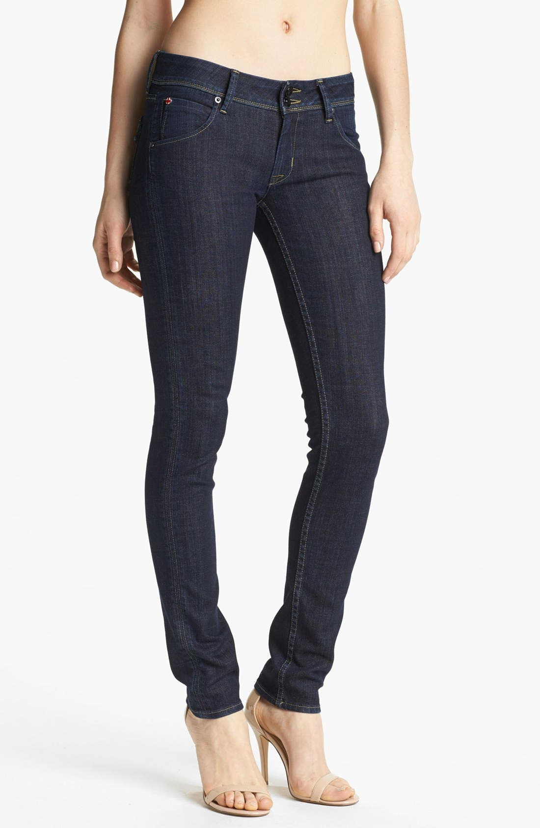 Main Image - Hudson Jeans 'Collin' Skinny Jeans (Upstate)