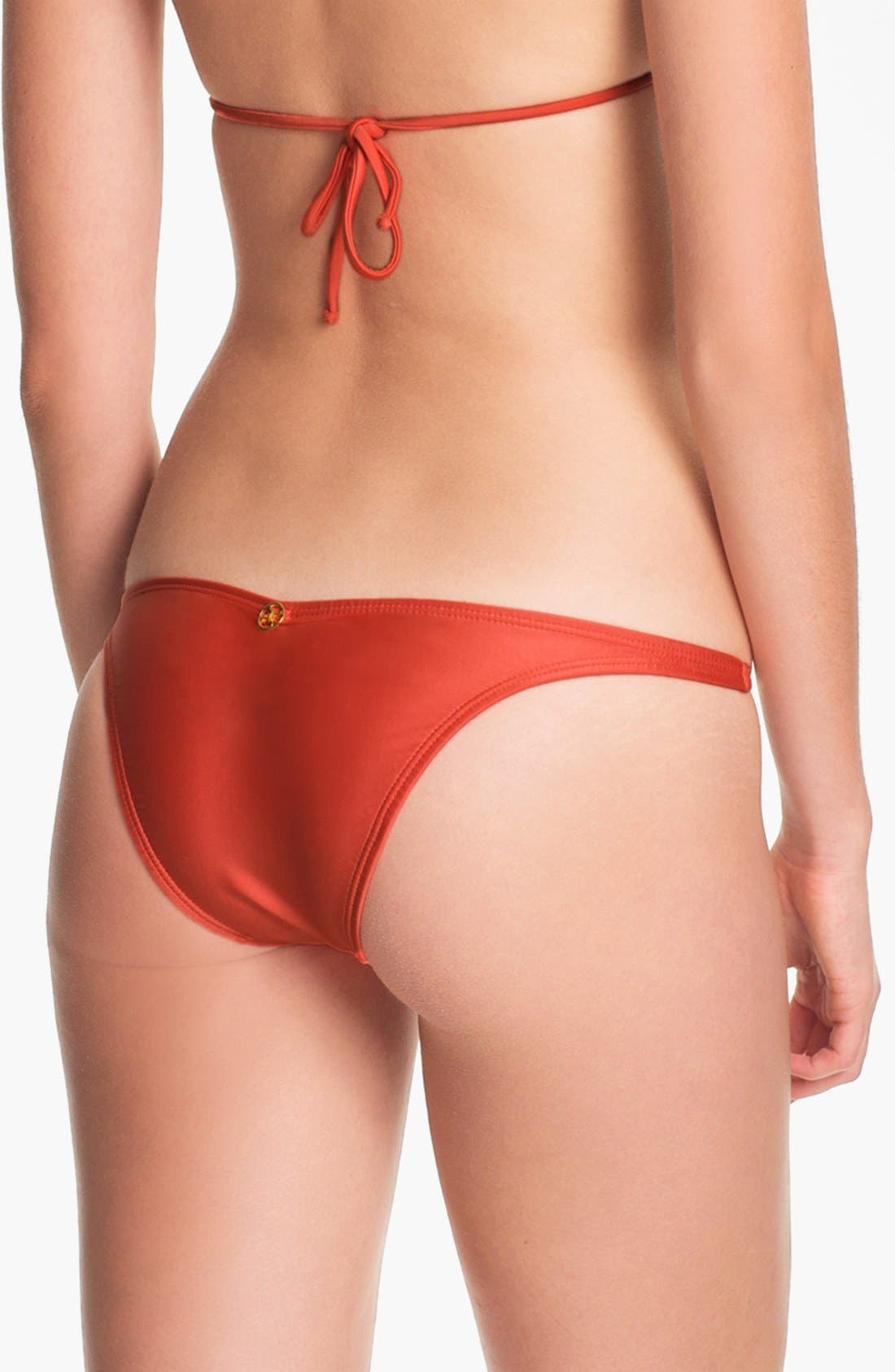 Main Image - ViX Swimwear Hardware Detail Bikini Bottoms
