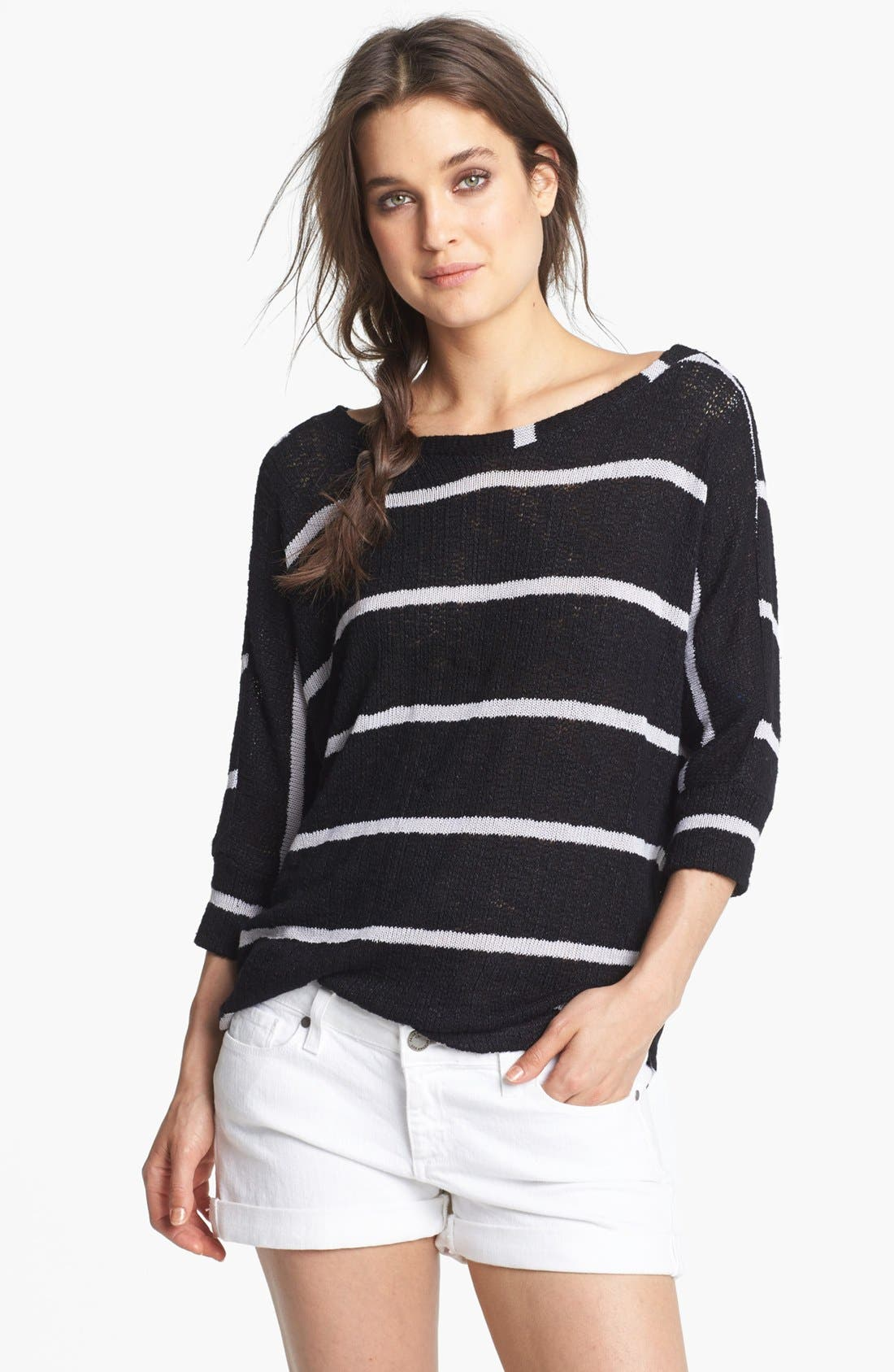 Main Image - Splendid Dolman Sleeve Top