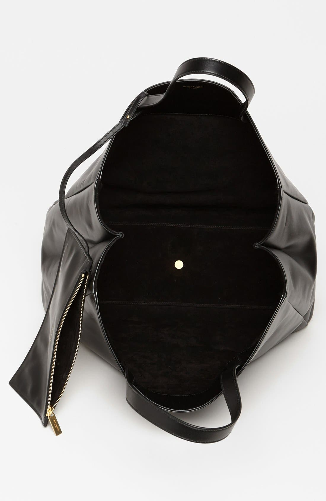 Alternate Image 3  - Saint Laurent Leather Tote, Large