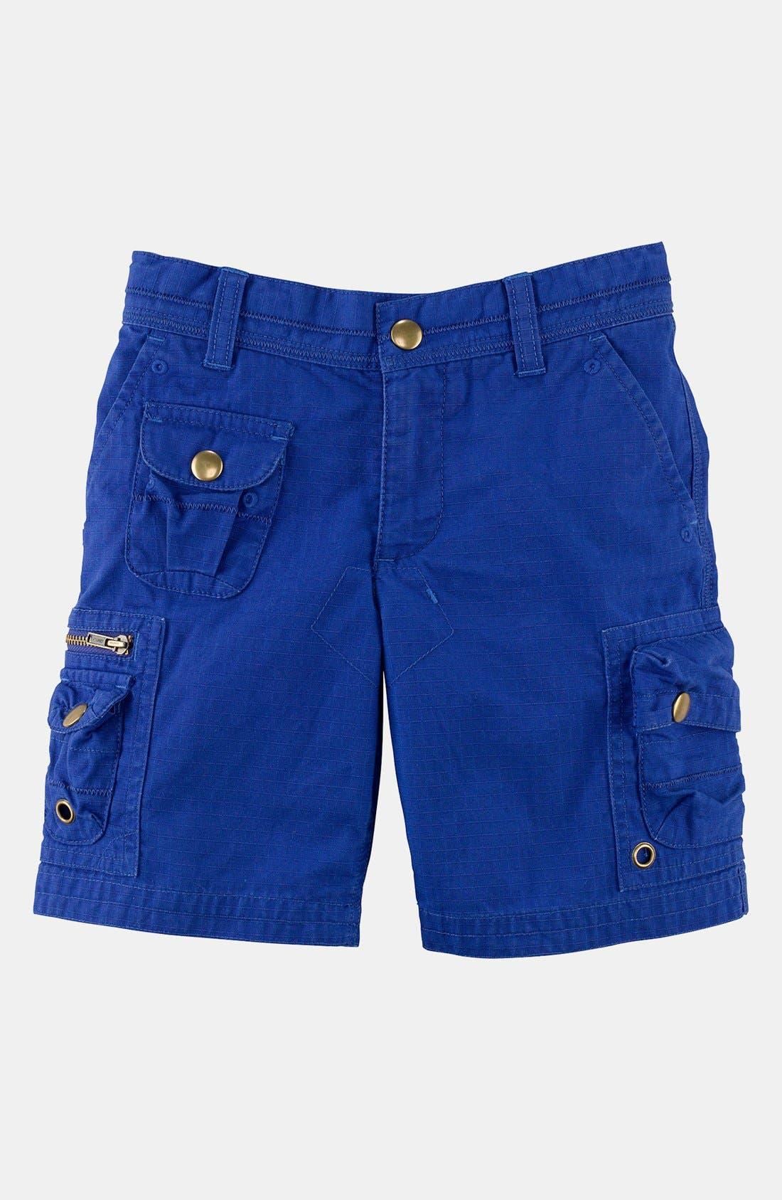 Main Image - Ralph Lauren Cargo Shorts (Toddler Boys)