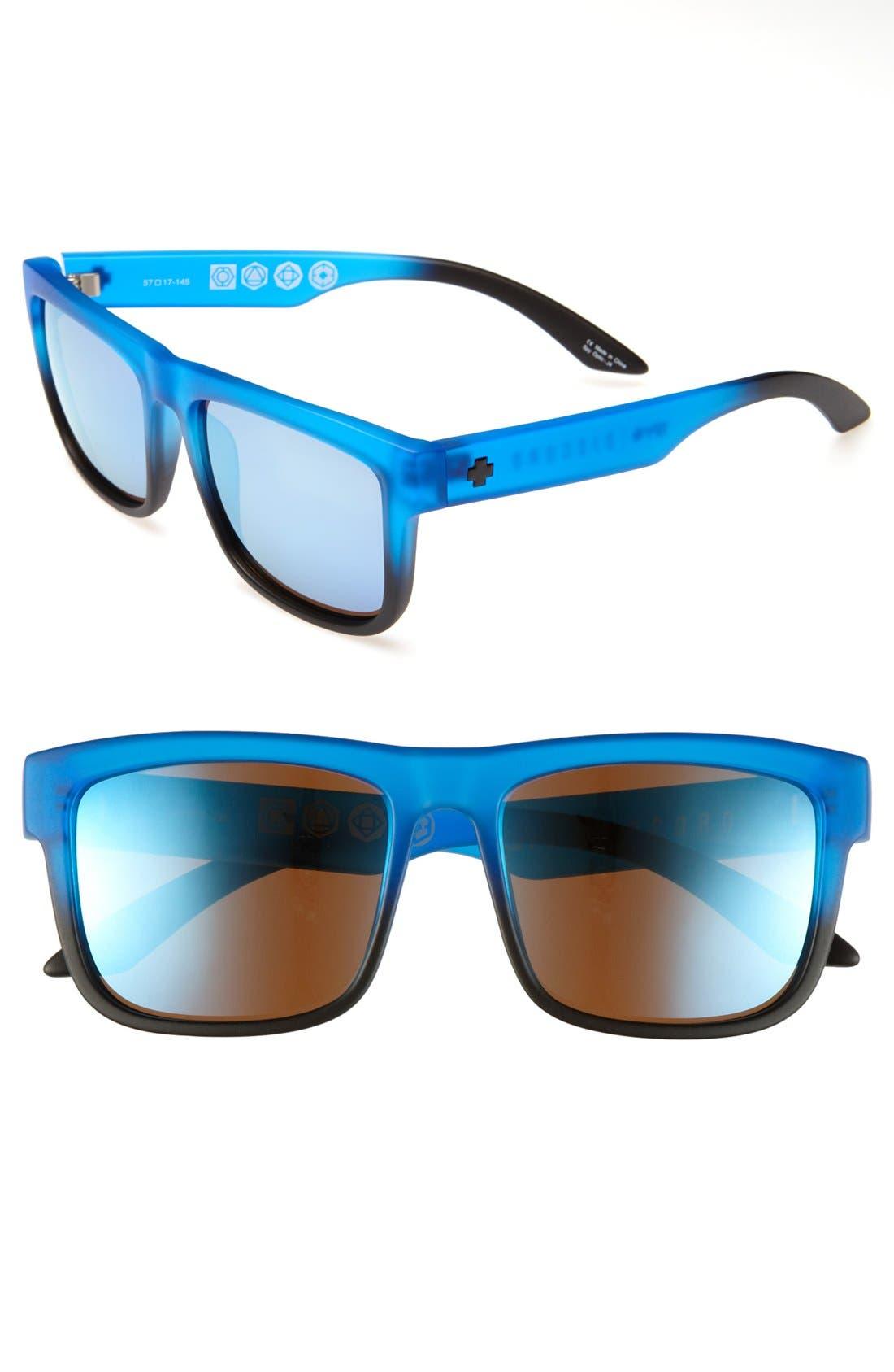 Alternate Image 1 Selected - SPY Optic 'Discord' 57mm Sunglasses