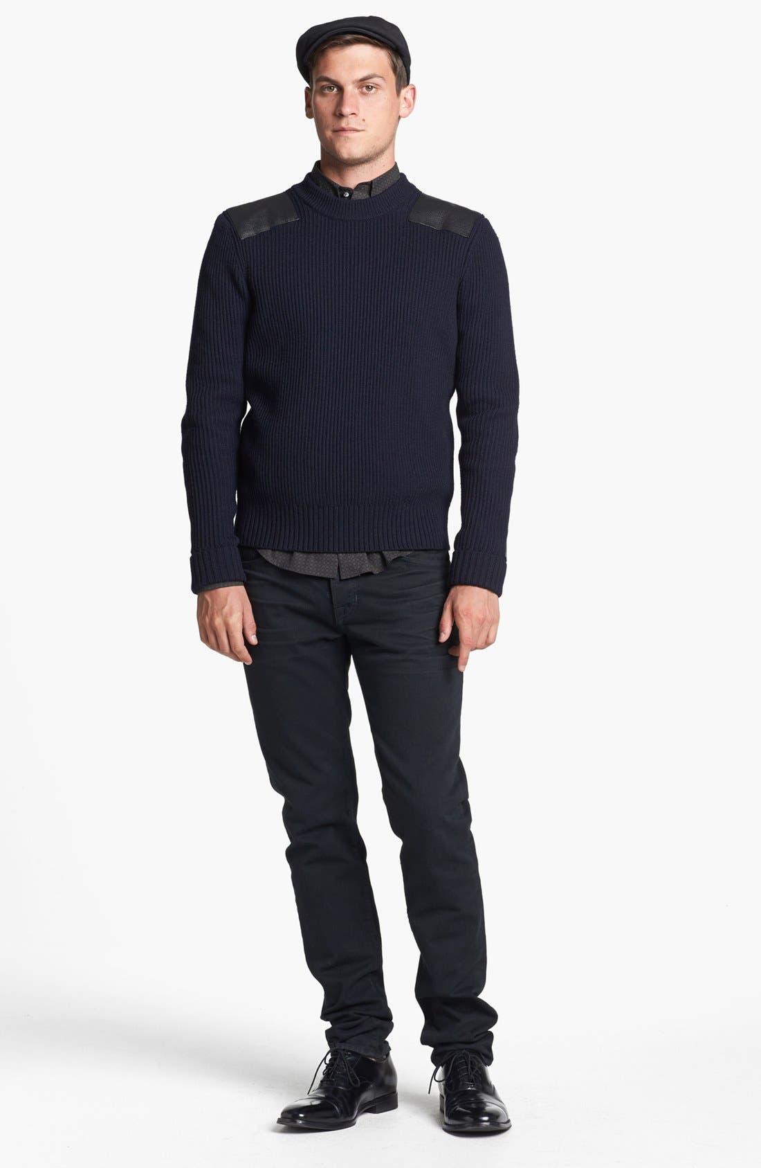 Alternate Image 4  - Vince Crewneck Sweater