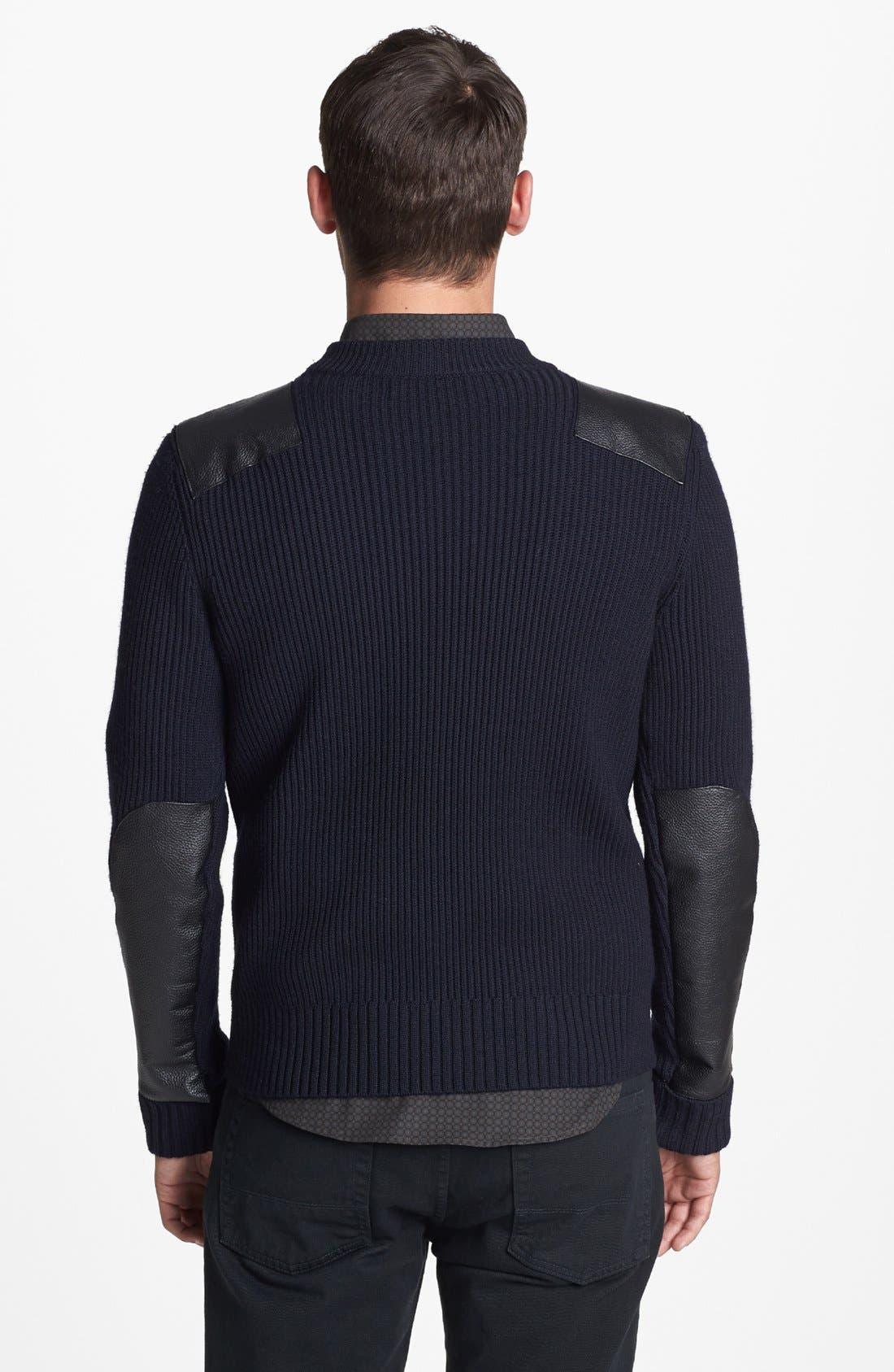 Alternate Image 2  - Vince Crewneck Sweater
