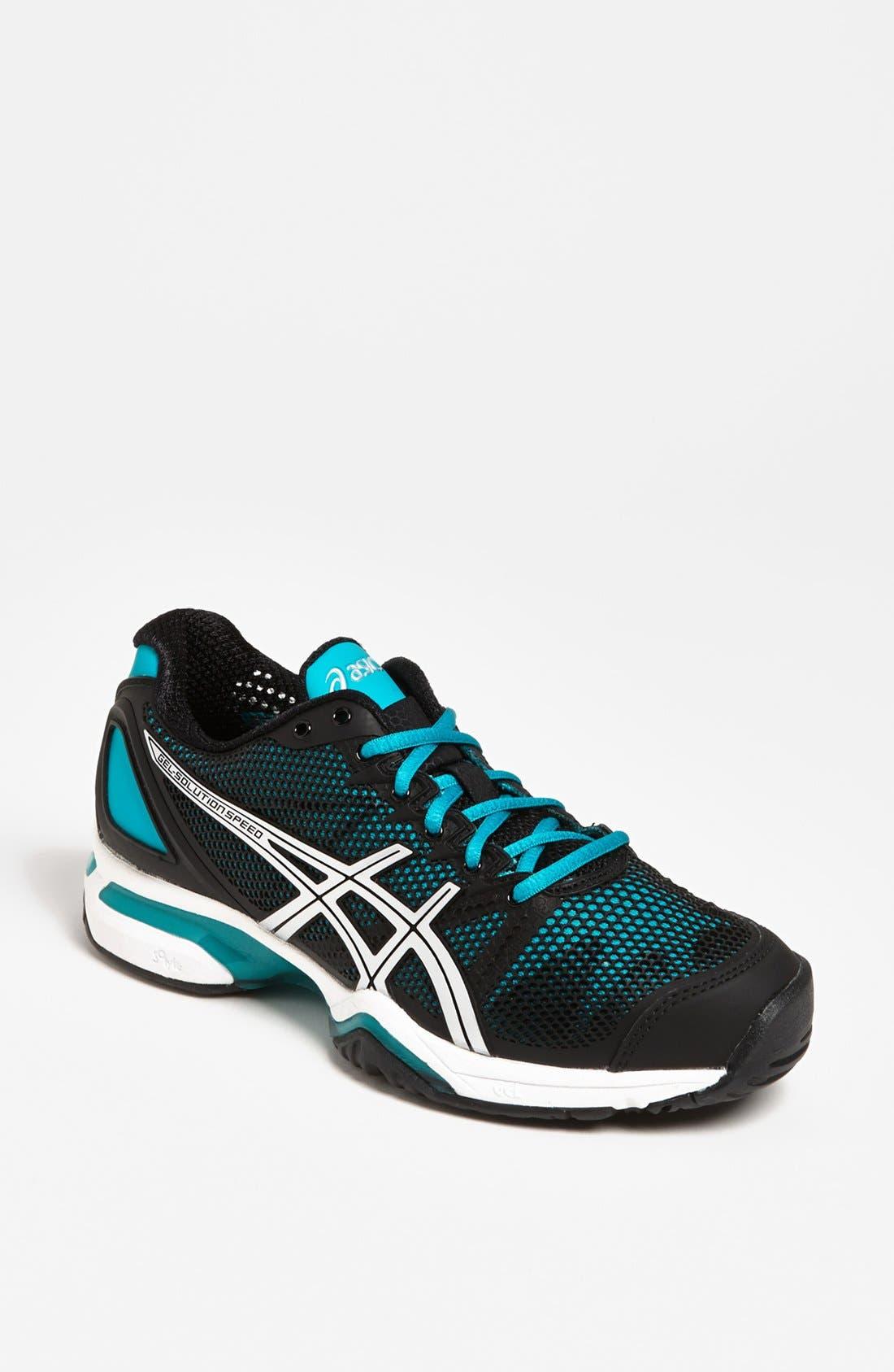 Alternate Image 1 Selected - ASICS® 'GEL-Solution Speed' Tennis Shoe (Women)(Regular Retail Price: $129.95)