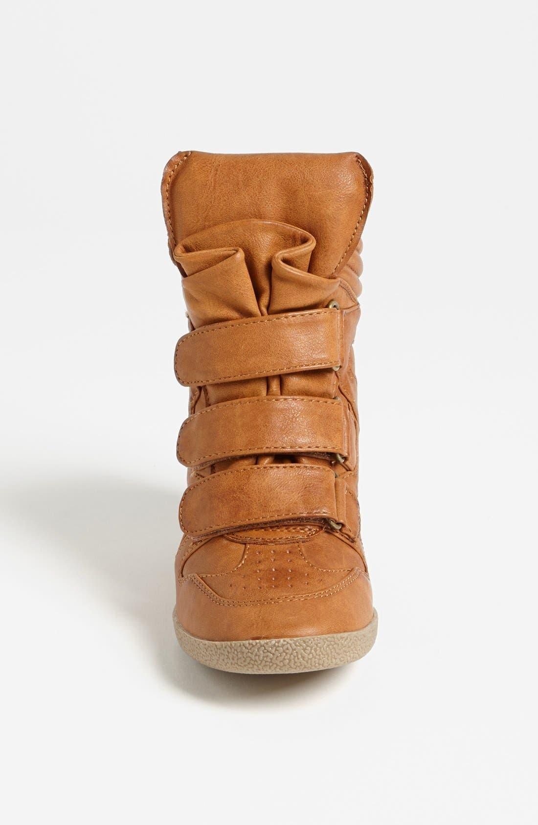 Alternate Image 3  - Steve Madden 'Hilight' Wedge Sneaker