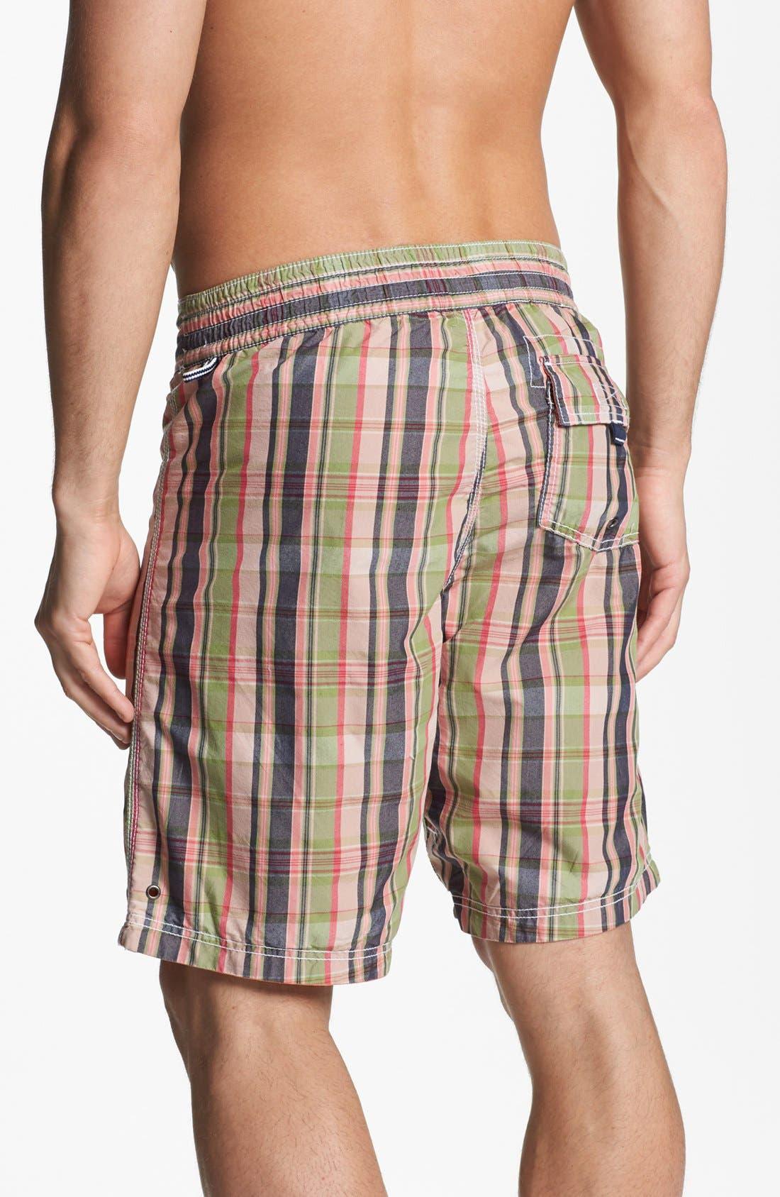 Alternate Image 3  - Tailor Vintage Reversible Board Shorts