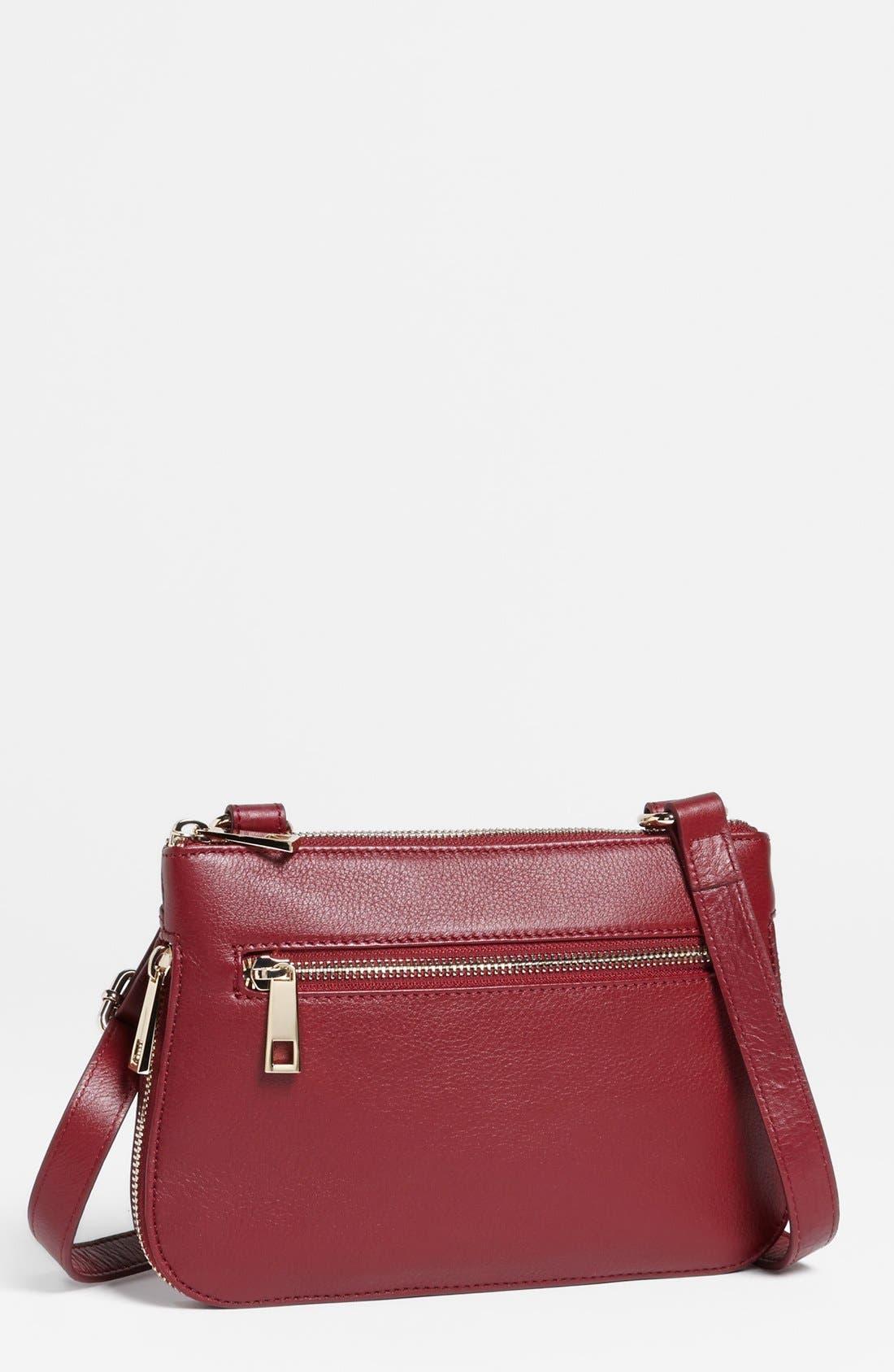 Main Image - Halogen® Zip Out Crossbody Bag