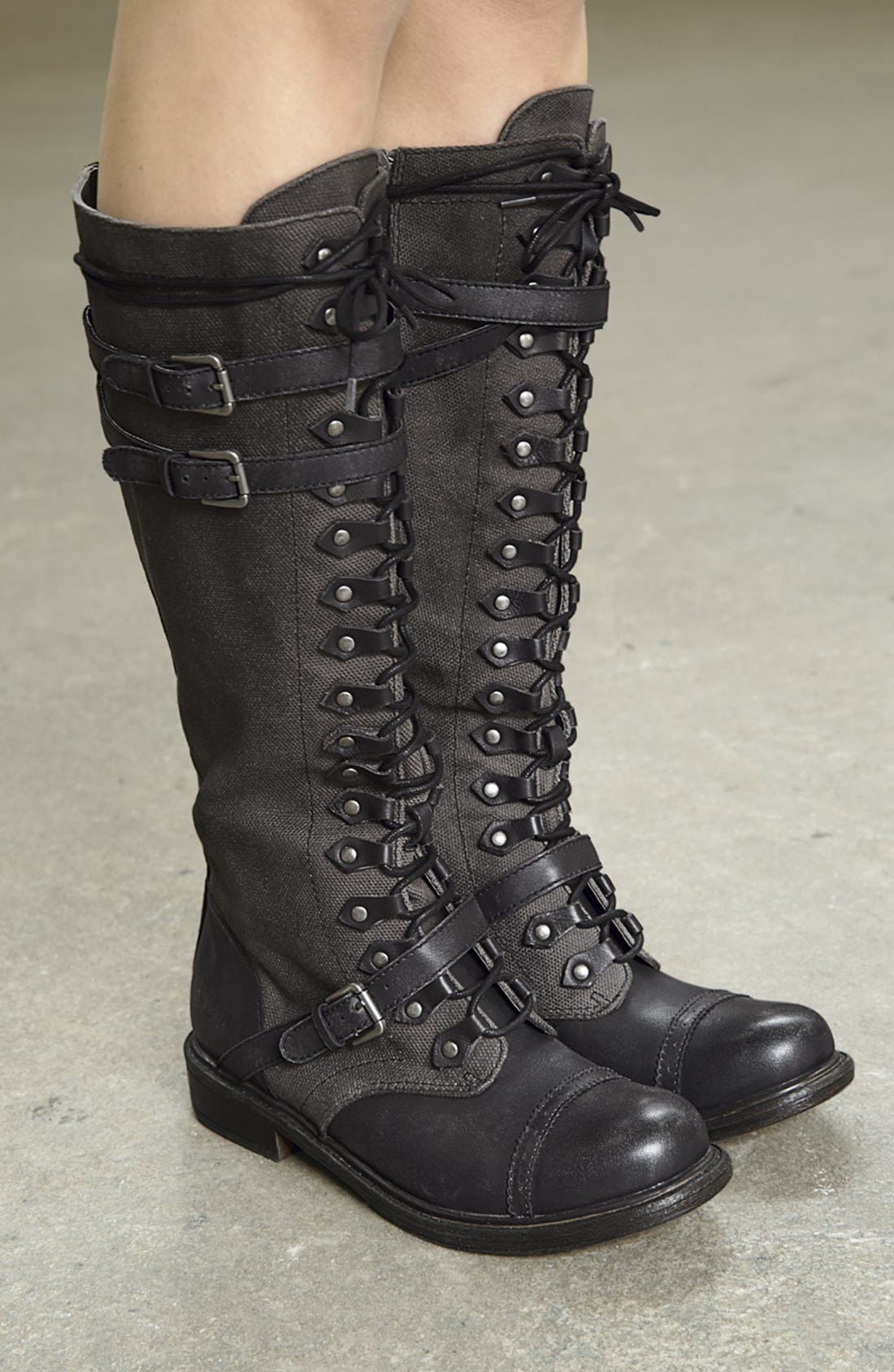 'Talia' Boot,                             Alternate thumbnail 2, color,