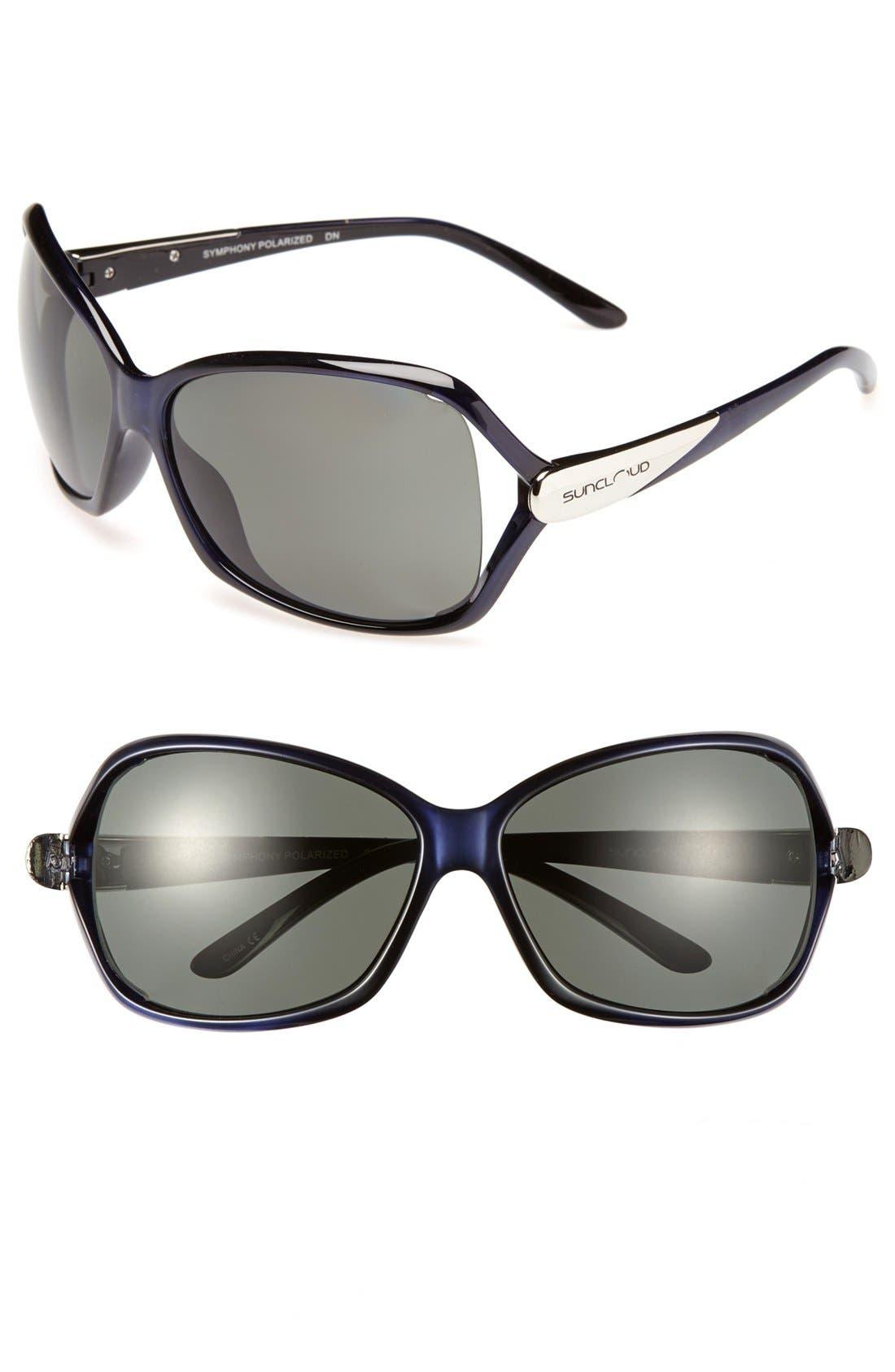 Alternate Image 1 Selected - Suncloud 'Symphony' Polarized Sunglasses