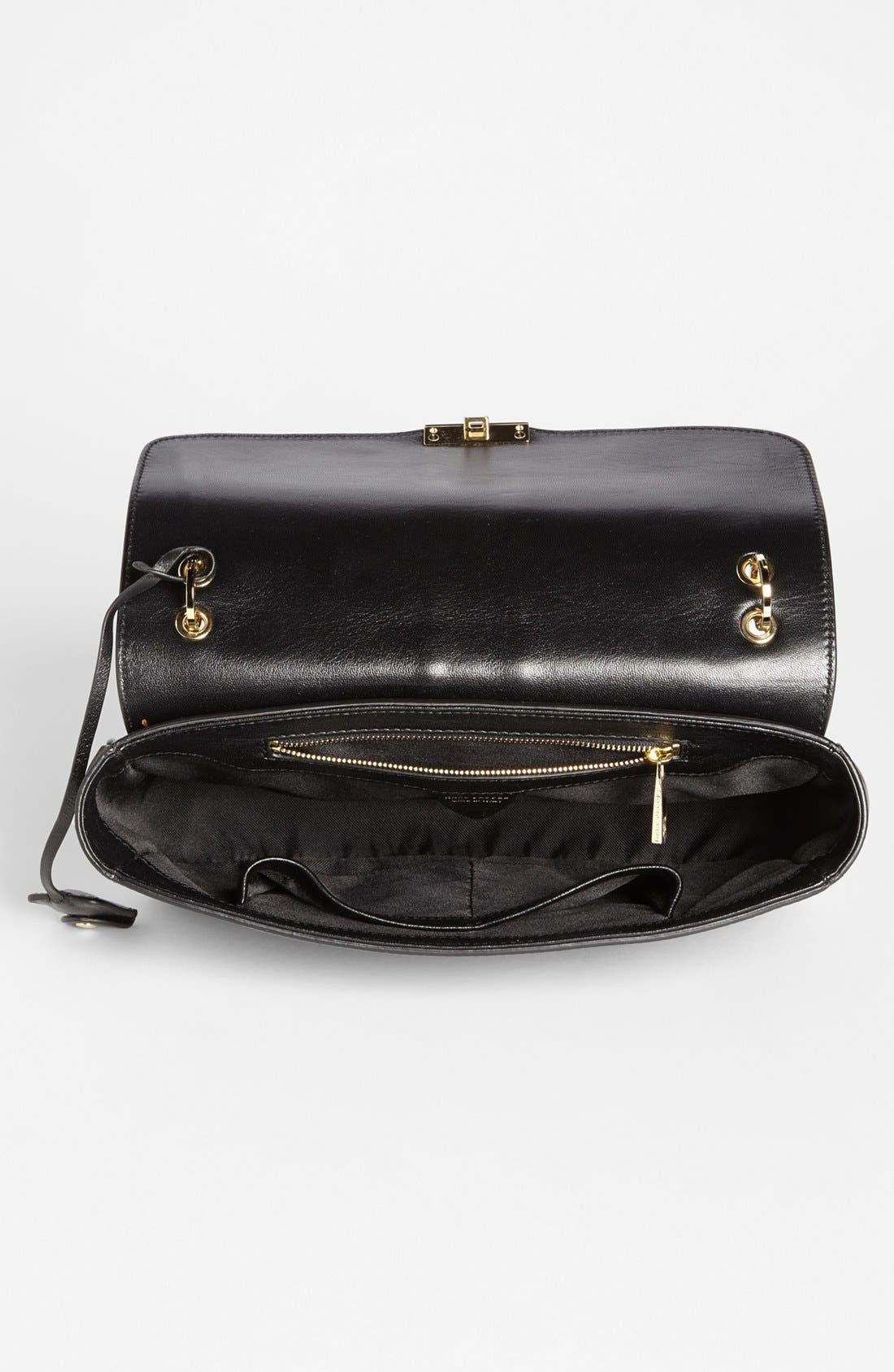 Alternate Image 2  - MARC JACOBS 'Checkers - Polly' Leather Shoulder Bag