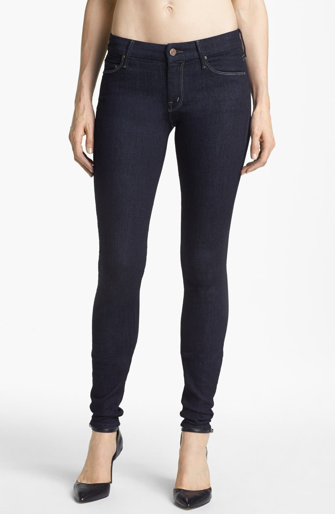 Alternate Image 1 Selected - MOTHER 'The Looker' Skinny Jeans
