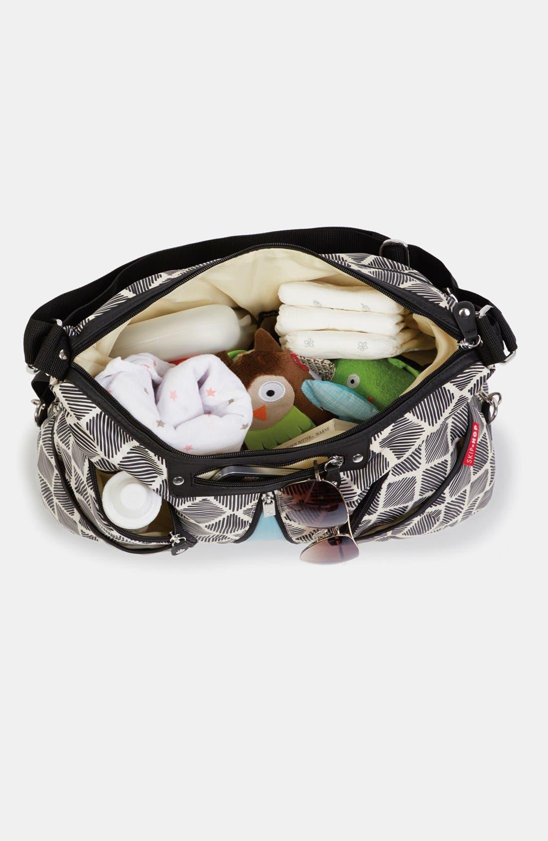 Alternate Image 3  - Skip Hop 'Versa' Diaper Bag