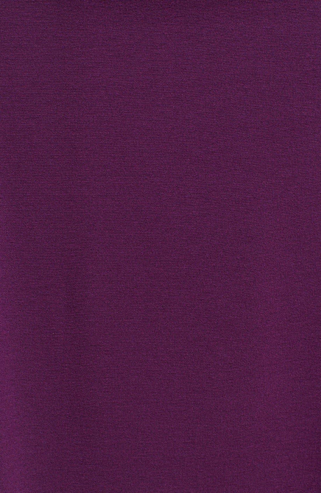Alternate Image 3  - Trina Turk Ponte Knit A-Line Dress
