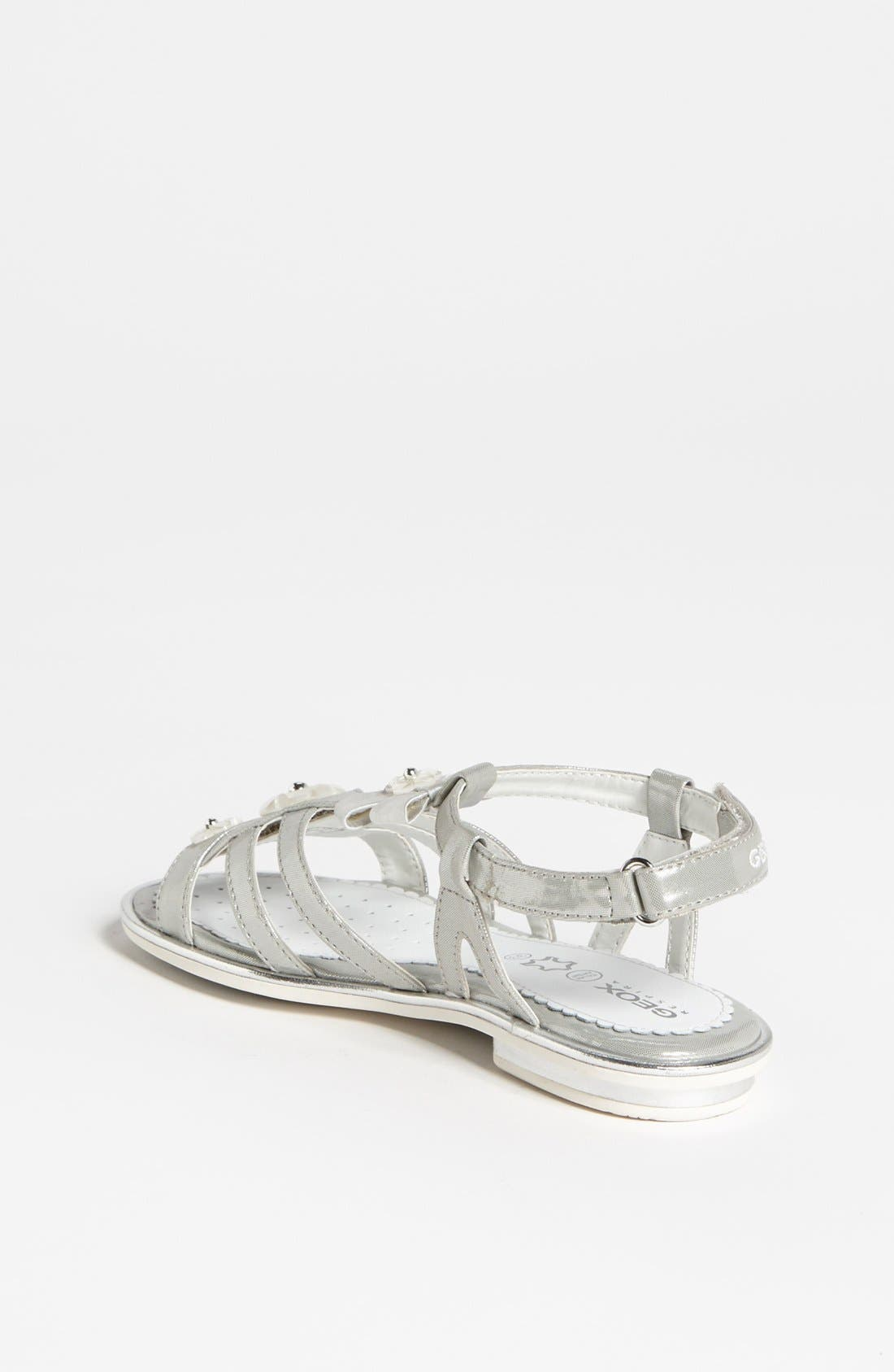 Alternate Image 2  - Geox 'Giglio' Sandal (Toddler, Little Kid & Big Kid)