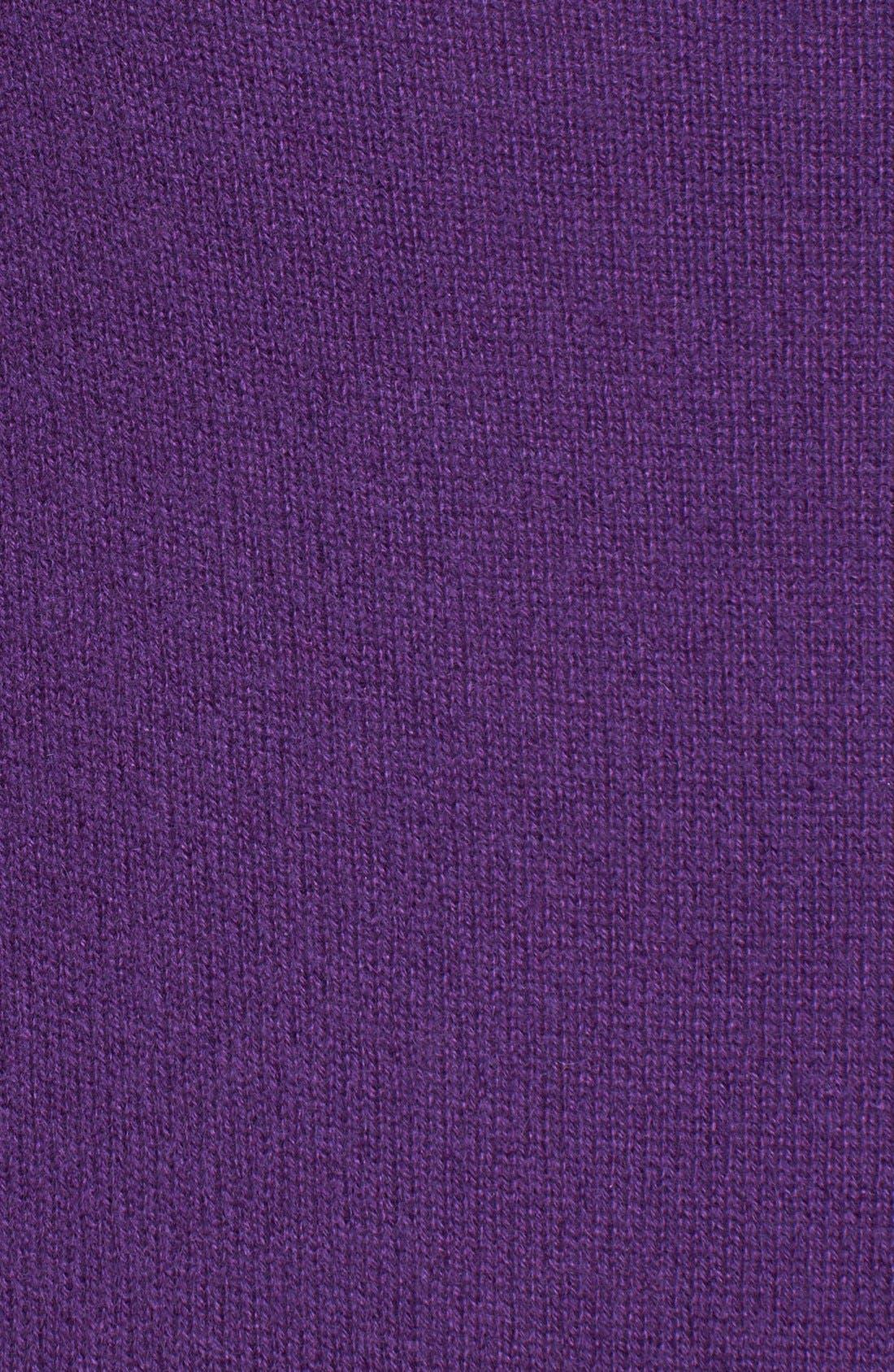 Alternate Image 3  - Halogen® Raglan Sleeve Cashmere Sweater