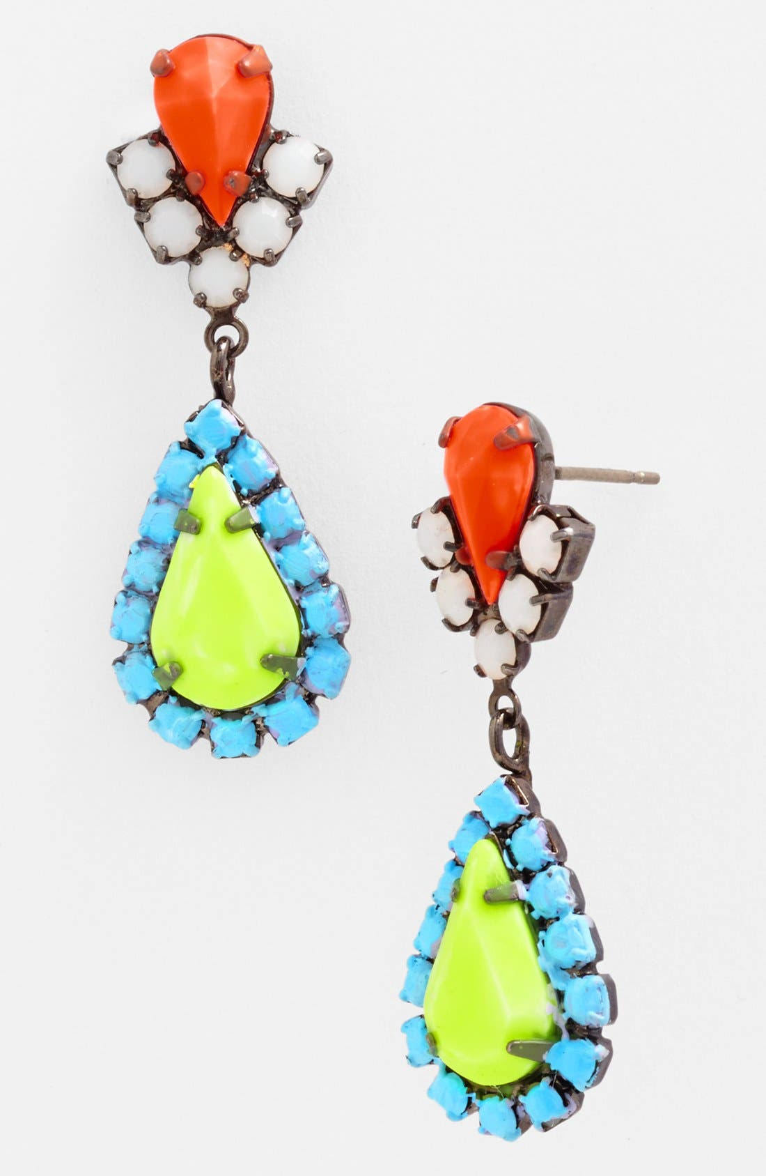 Main Image - Tom Binns 'Shadow Play' Drop Earrings