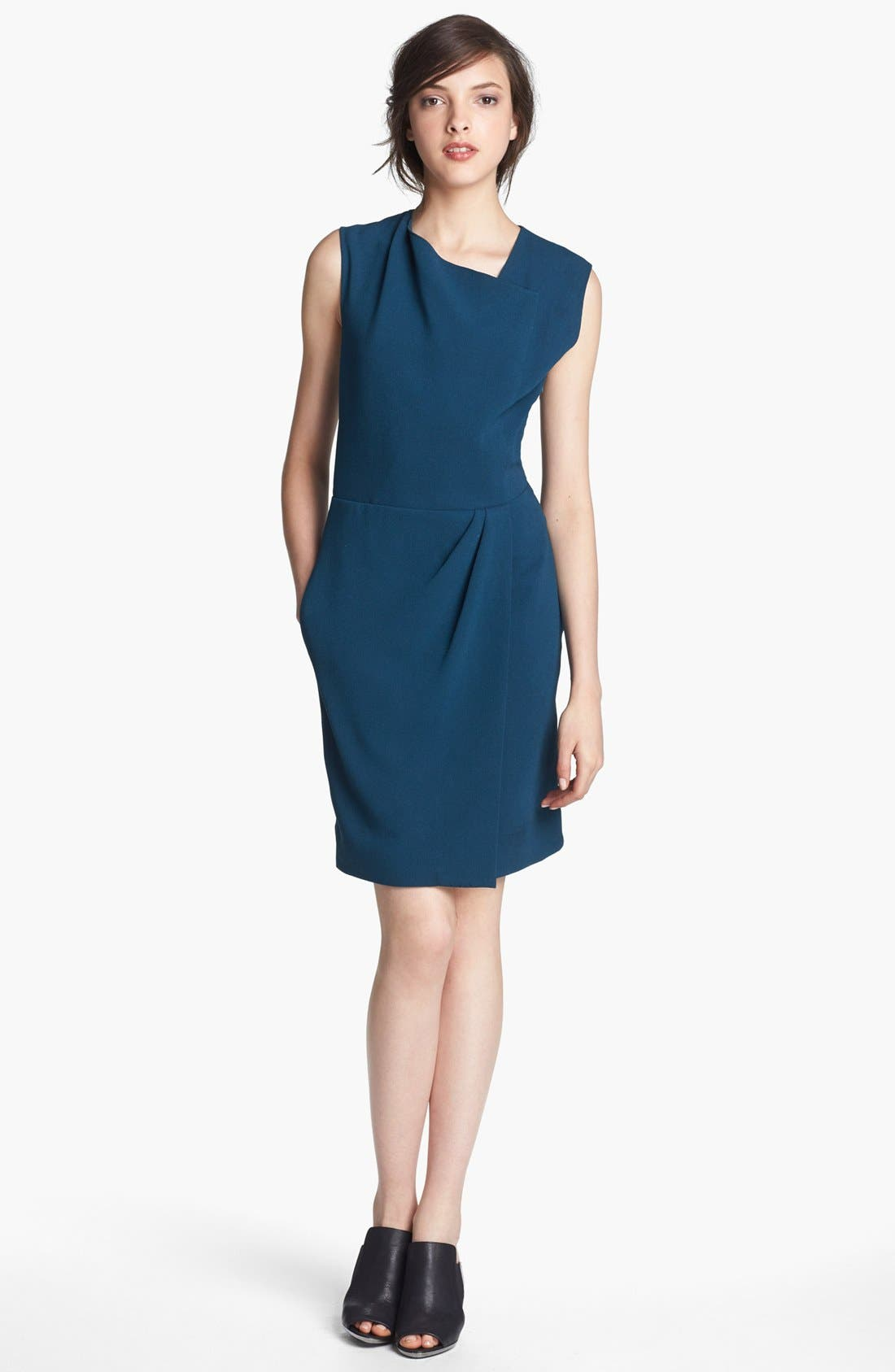 Alternate Image 1 Selected - 3.1 Phillip Lim Asymmetrical Drape Dress