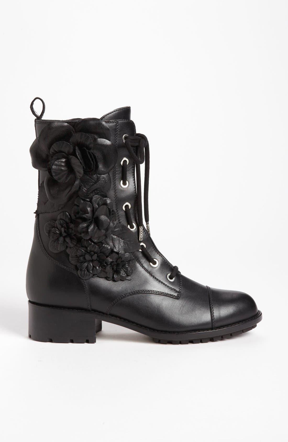 Alternate Image 4  - VALENTINO GARAVANI 'Tecno Couture' Combat Boot