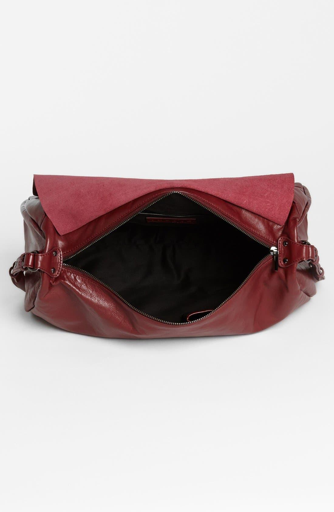 Alternate Image 3  - Trouvé 'Large' Studded Leather Crossbody Bag