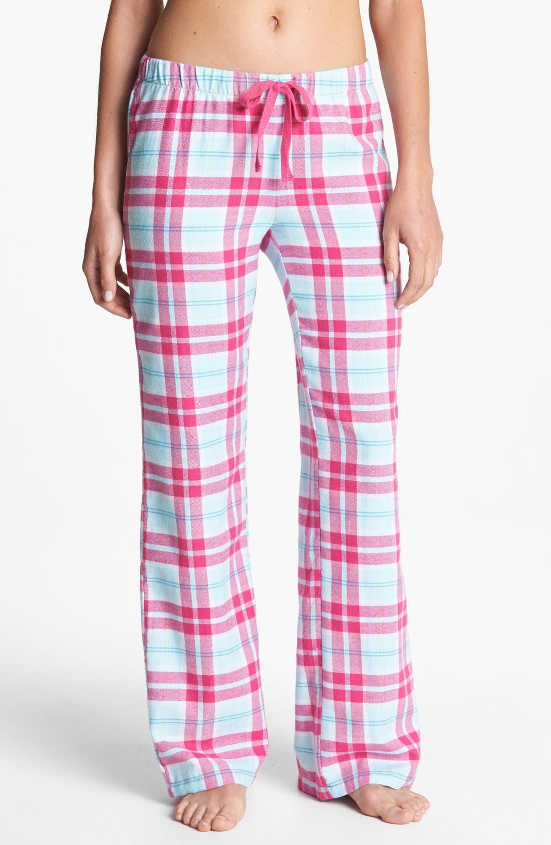 Main Image - Make + Model Flannel Pants