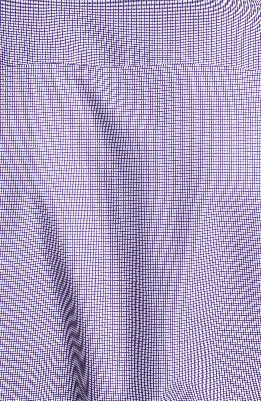 Alternate Image 3  - Z Zegna Jacquard Woven Shirt