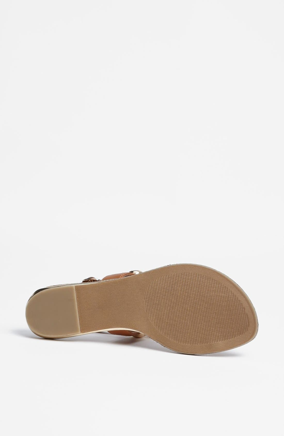 Alternate Image 4  - Steve Madden 'Chainn' Sandal