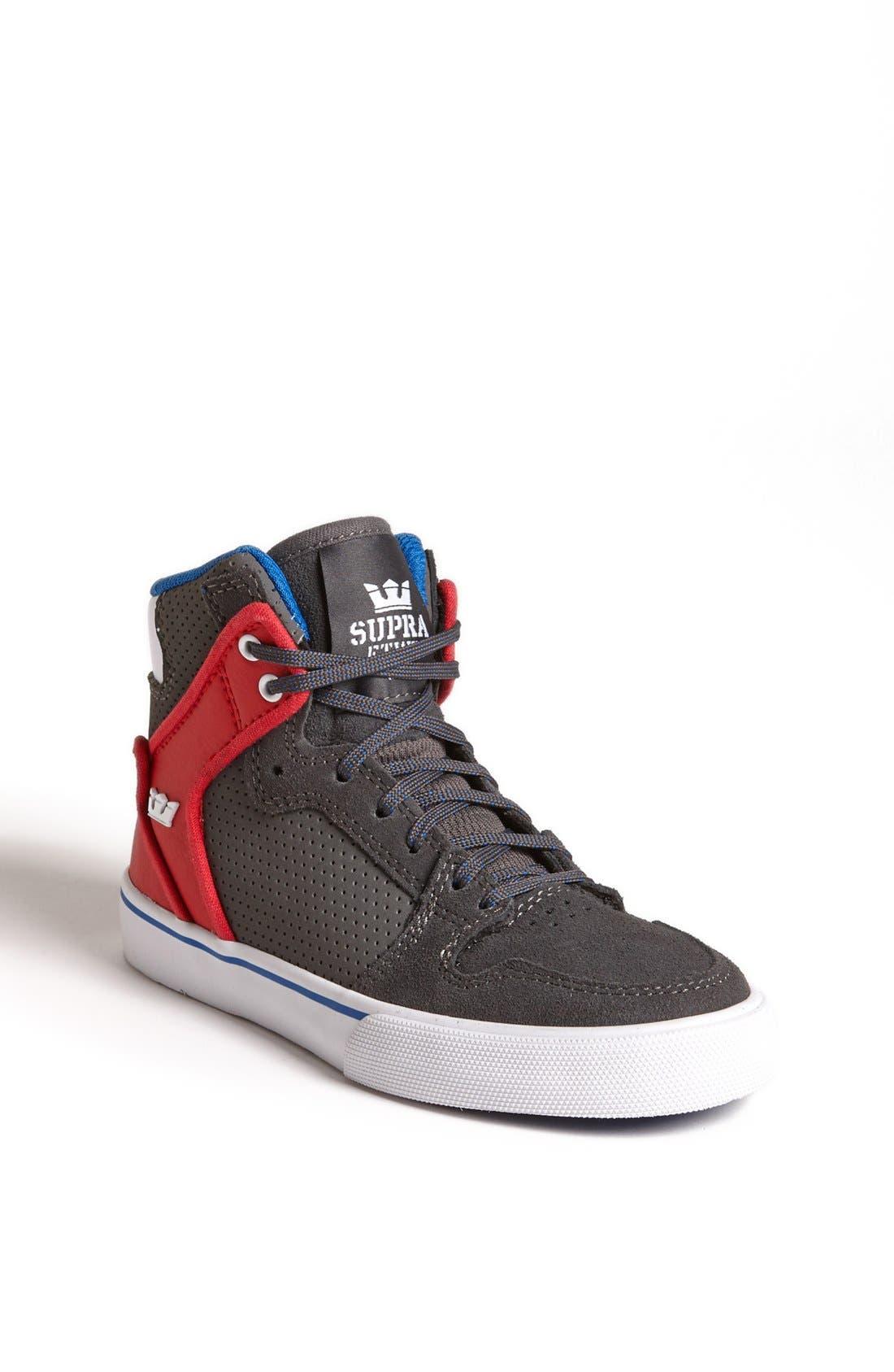 Main Image - Supra 'Vaider' Sneaker (Toddler, Little Kid & Big Kid)