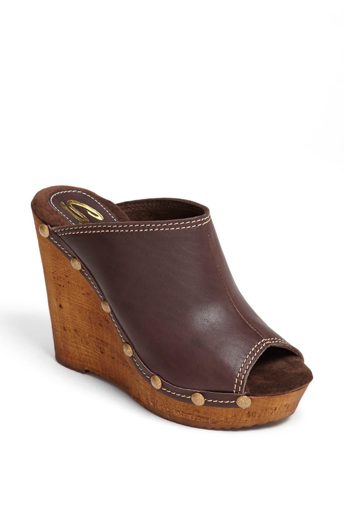 Alternate Image 1 Selected - Sbicca 'Guthrie' Wedge Sandal