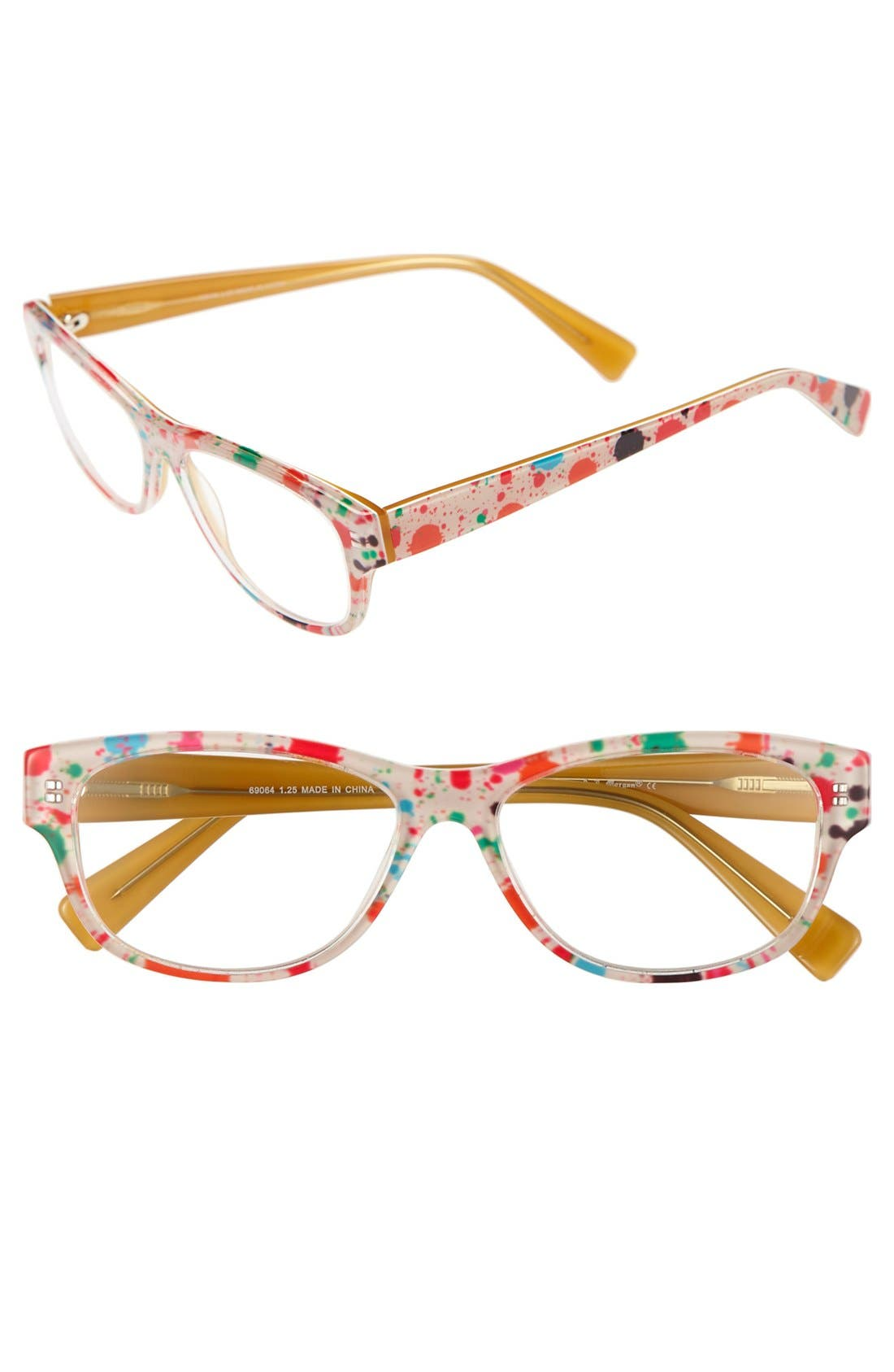 Alternate Image 1 Selected - A.J. Morgan 'Potpourri' Reading Glasses (Online Only)