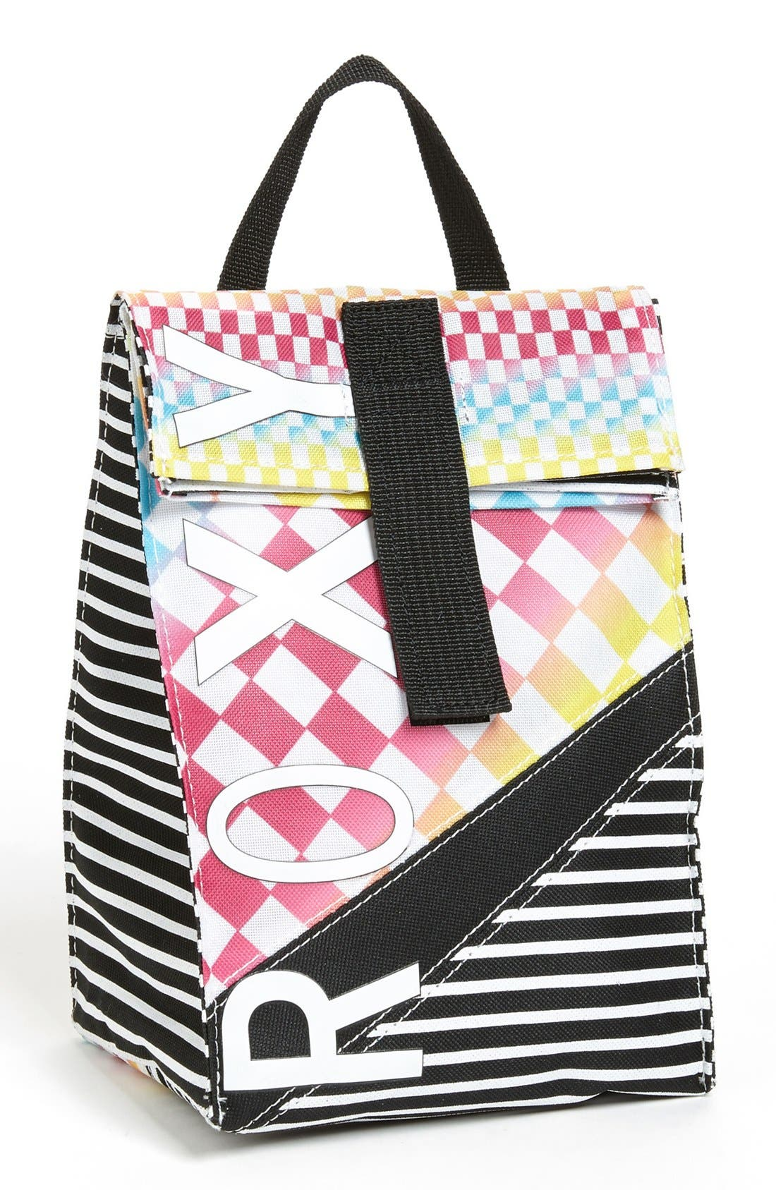 Alternate Image 1 Selected - 'Lunch Hour' Insulated Lunch Cooler (Girls)