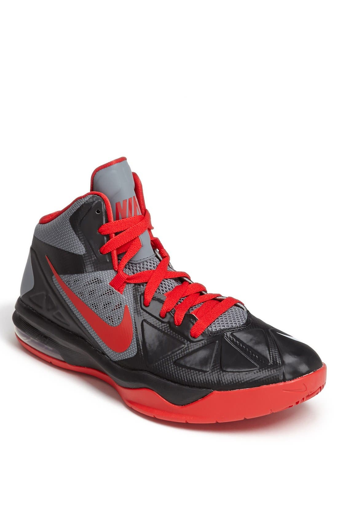 Alternate Image 1 Selected - Nike 'Air Max Body U' Basketball Shoe (Men)