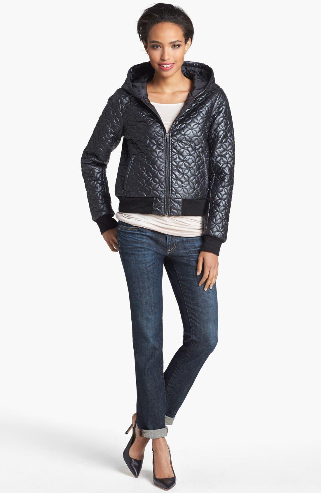 Alternate Image 5  - Hinge® Quilted Puffer Jacket