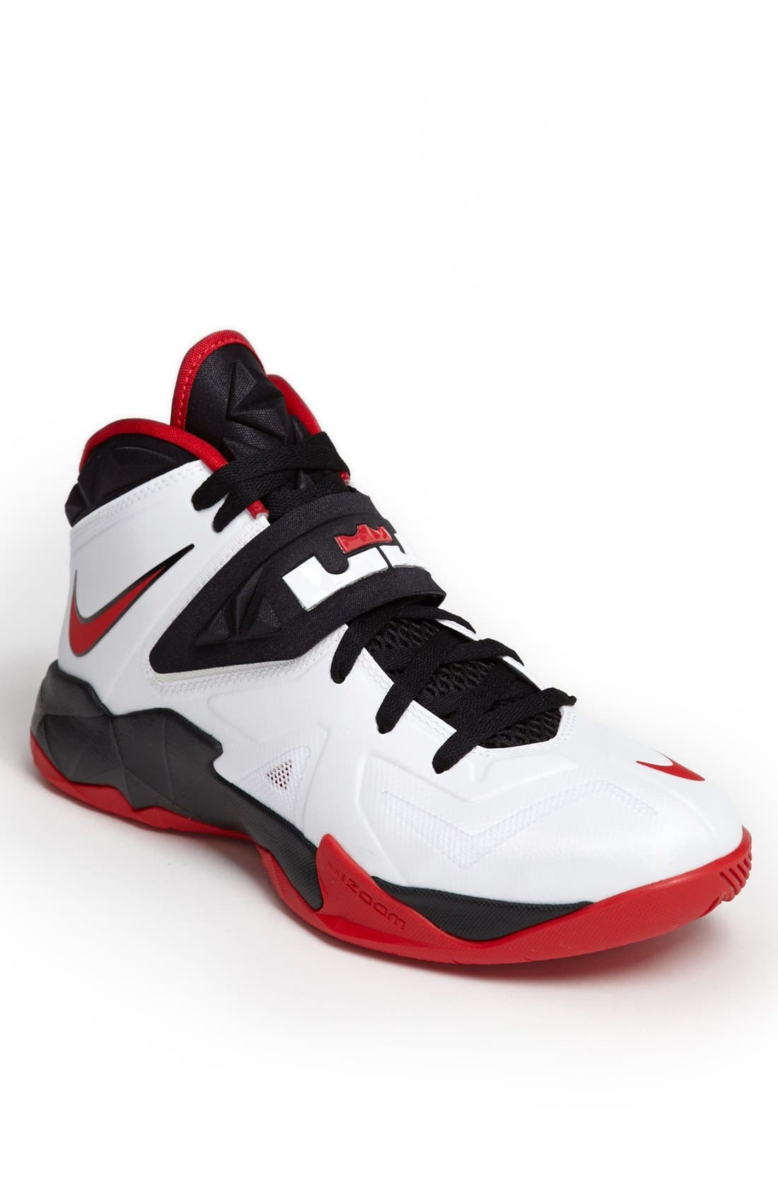 Alternate Image 1 Selected - Nike 'Lebron Zoom Soldier VII' Basketball Shoe (Men)