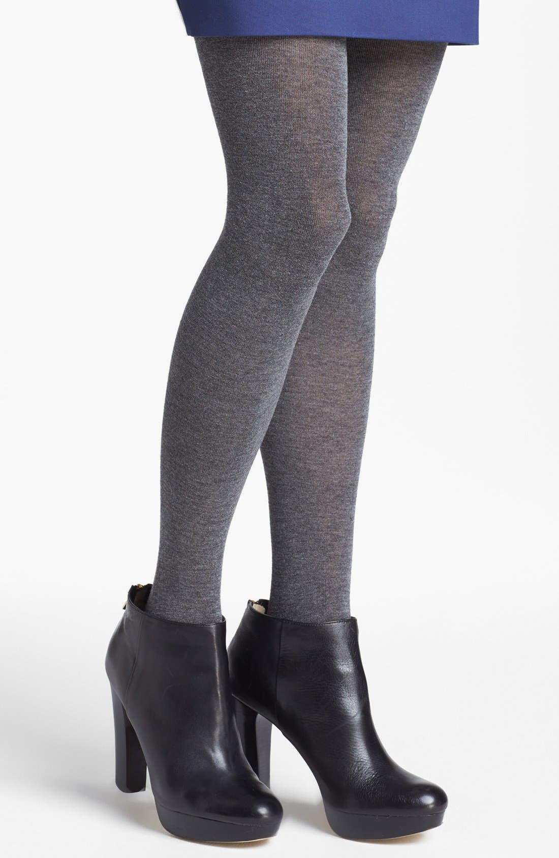 Main Image - Halogen® Sweater Tights