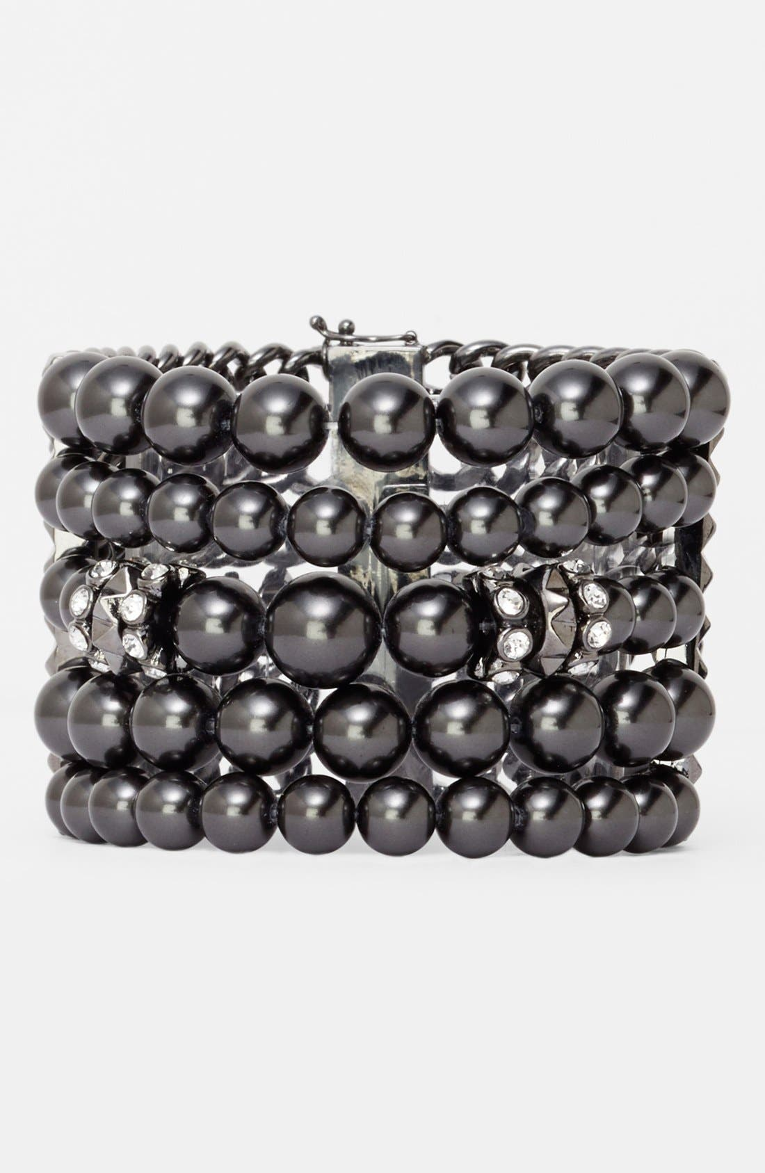 Alternate Image 1 Selected - Givenchy 5-Row Bracelet (Nordstrom Exclusive)