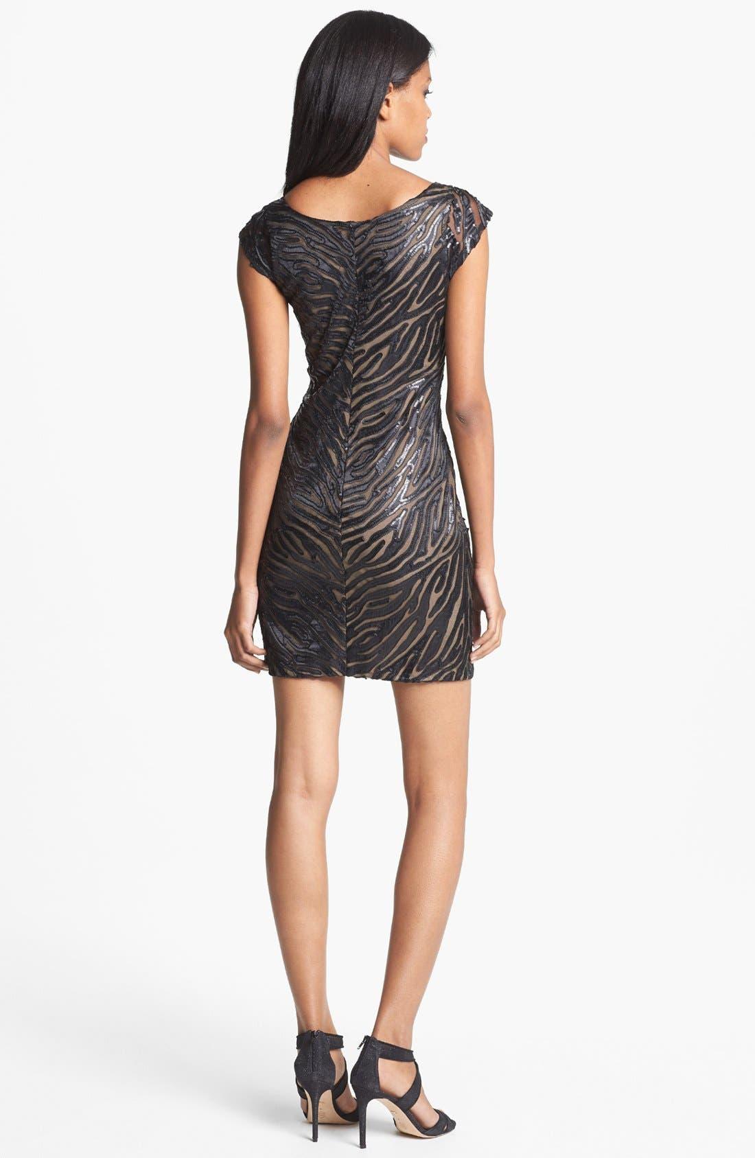 Alternate Image 2  - B44 Dressed by Bailey 44 'Stranger of Desire' Embellished Sheath Dress